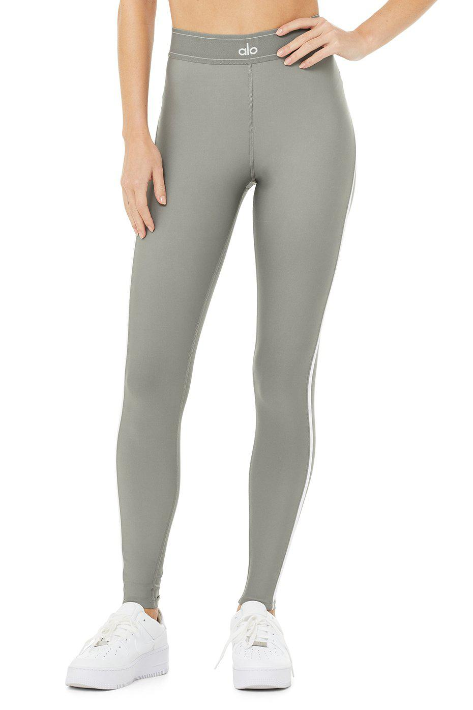 Airlift High-Waist Suit Up Legging - Sterling