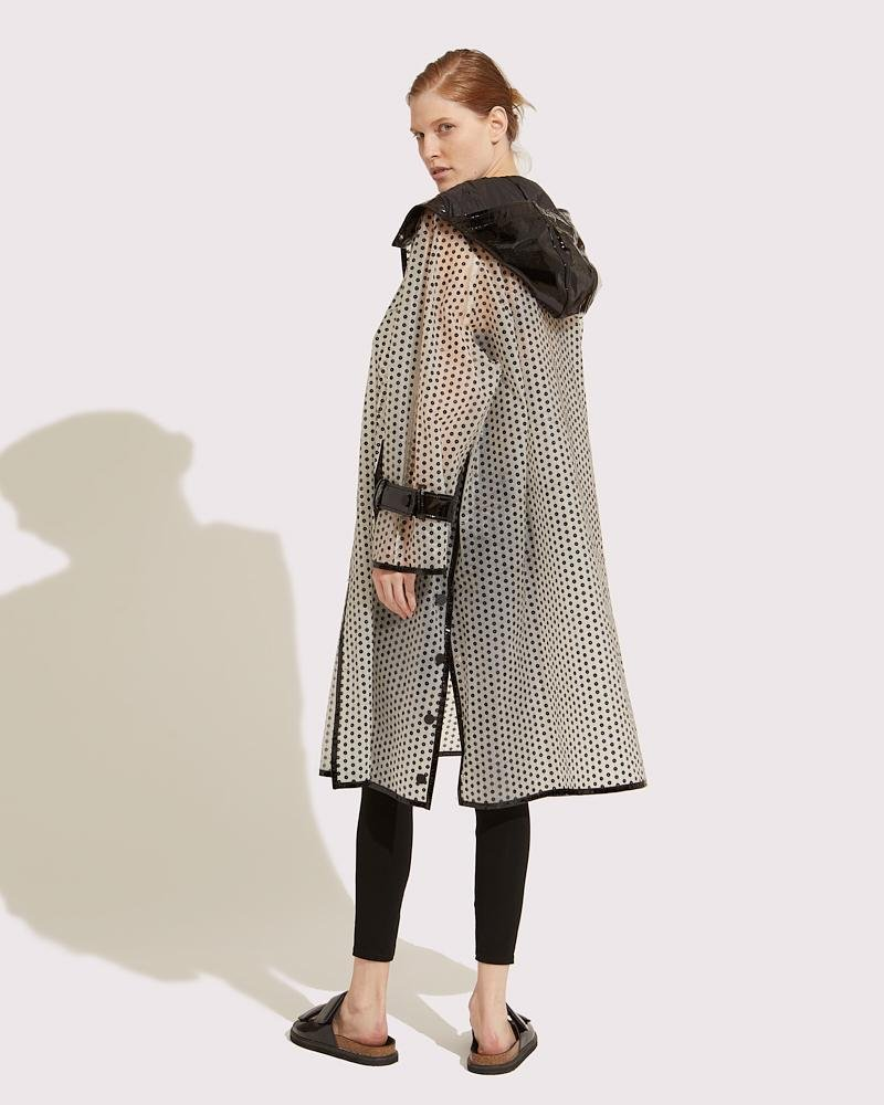 Long embroidered coat 3