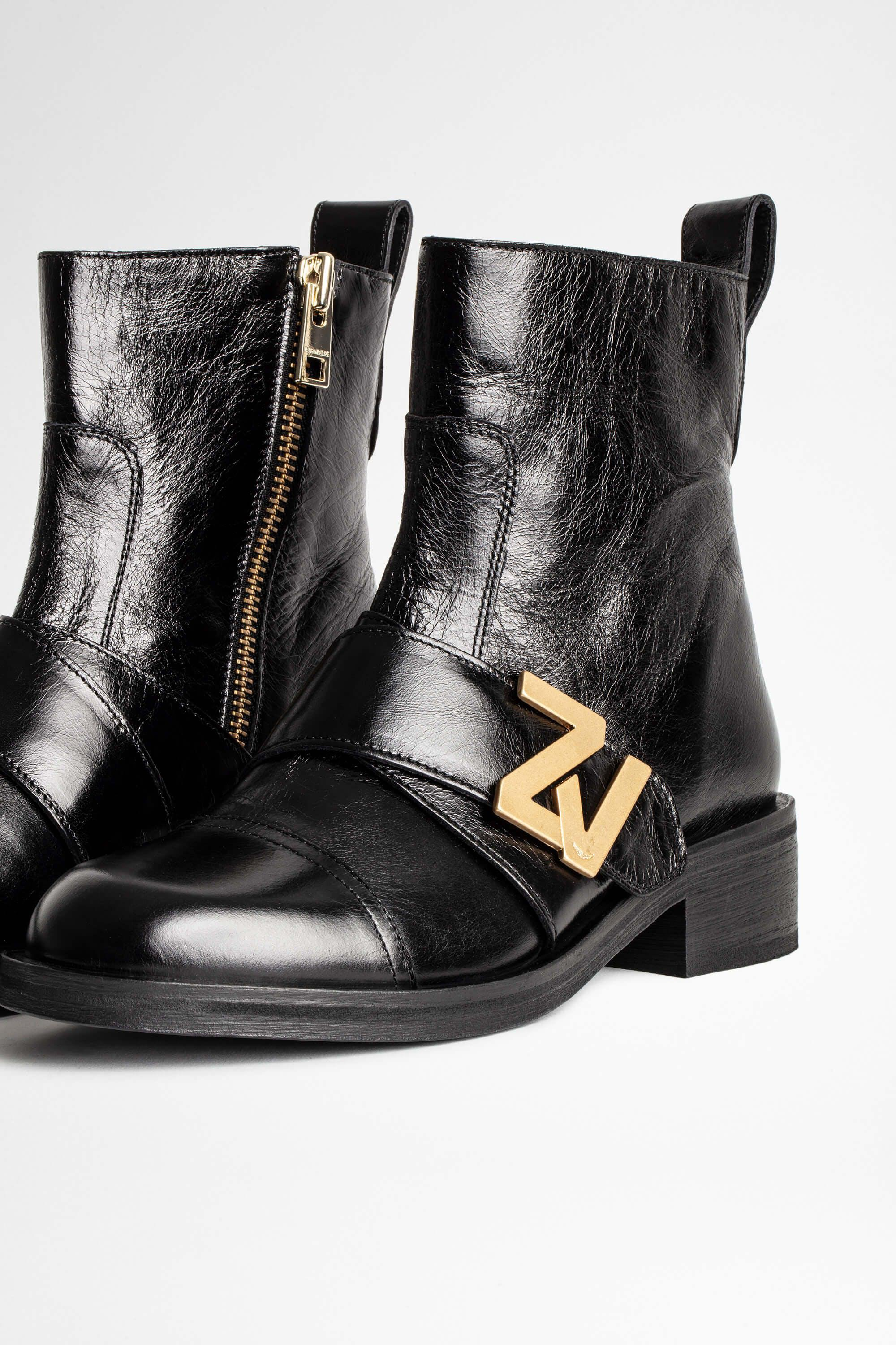 Empress Ankle Boots 2