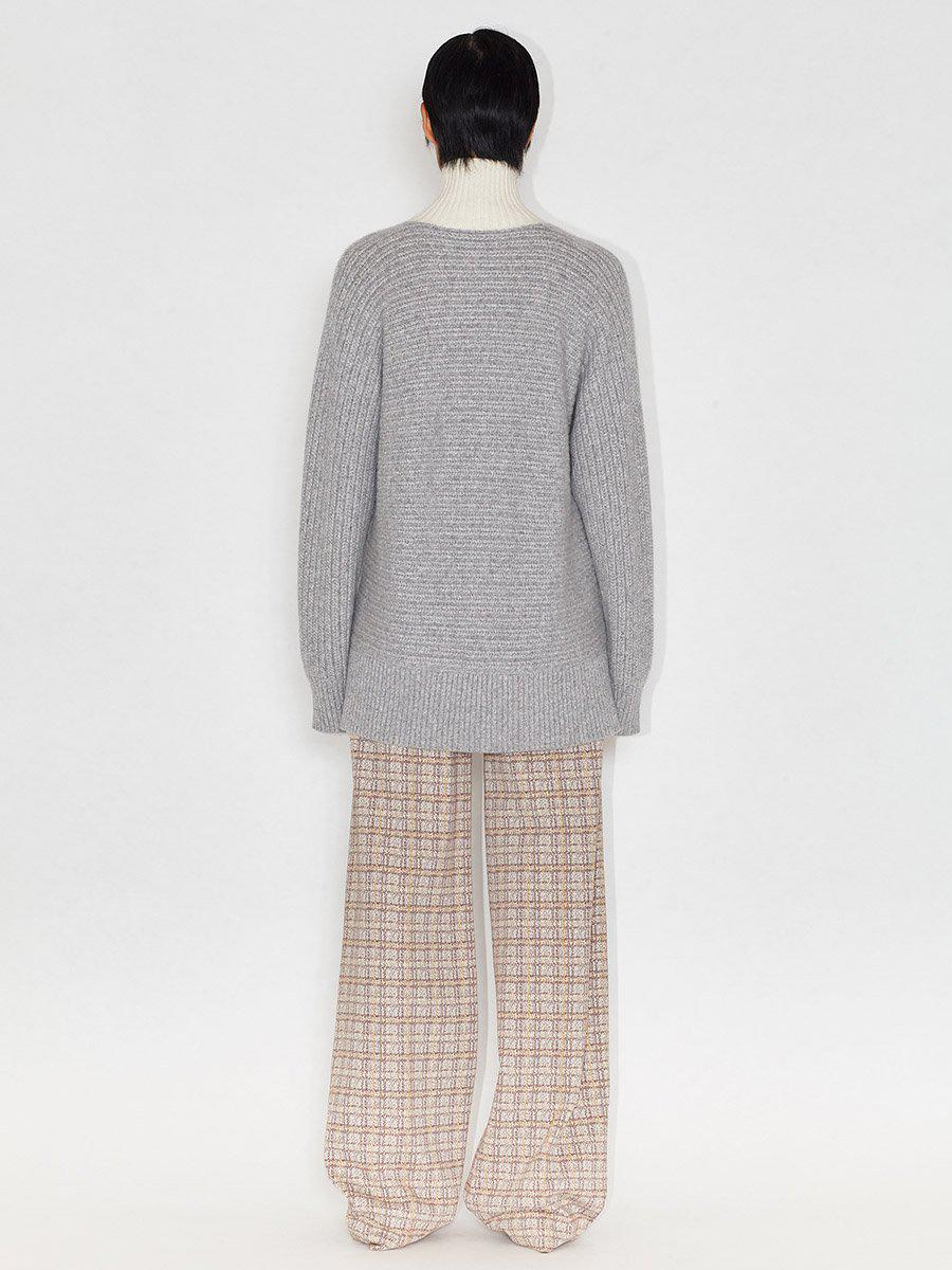 Inverted Cable Turtleneck 3