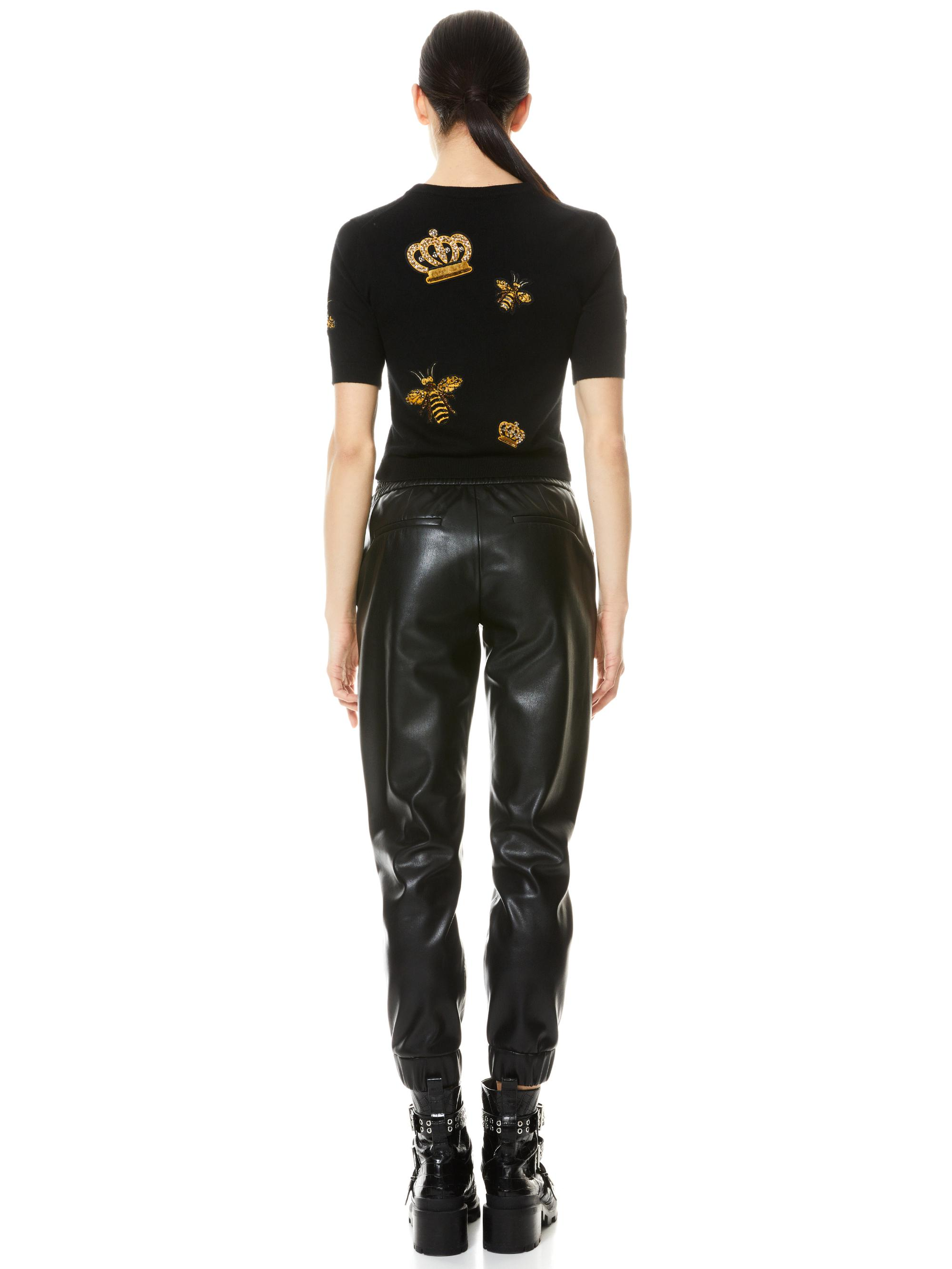CIARA BEE EMBELLISHED PULLOVER 1