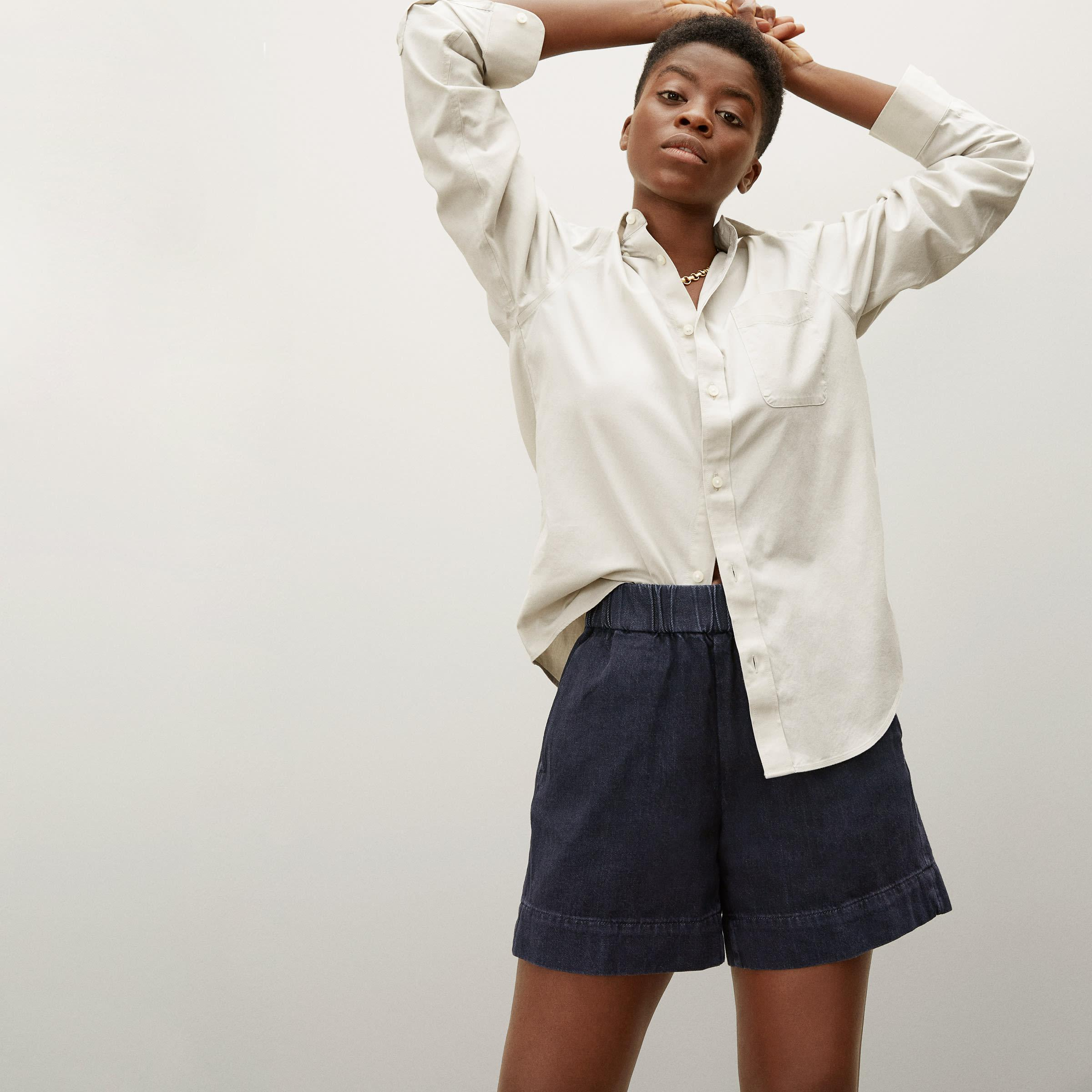 The Easy Jean Short