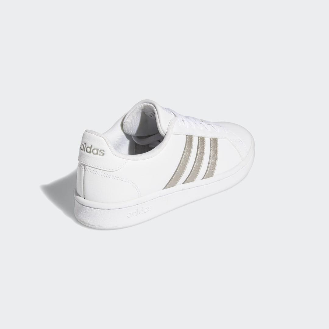 Grand Court Shoes White 1