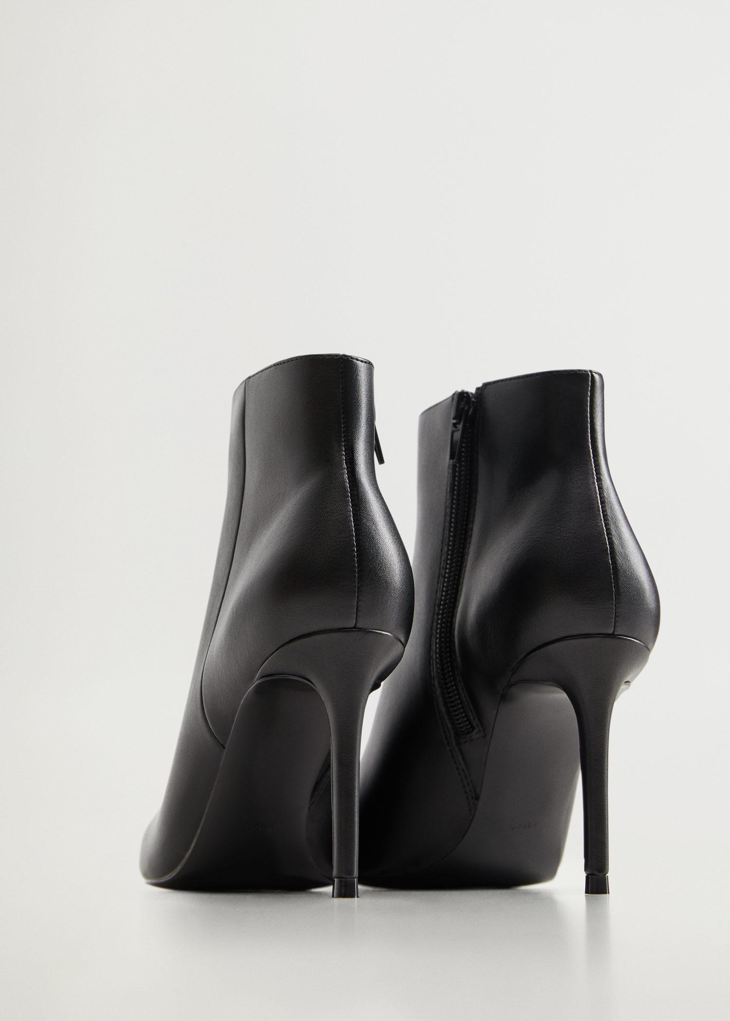 Heel ankle boot 2