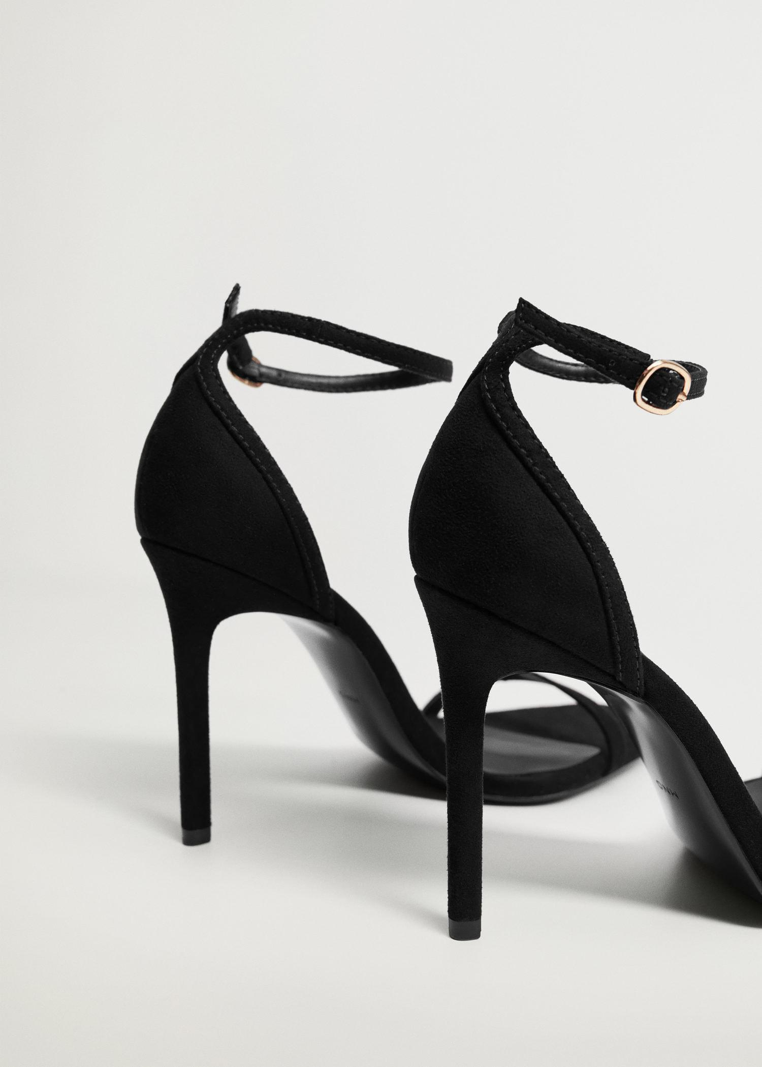 Ankle-cuff sandals 2