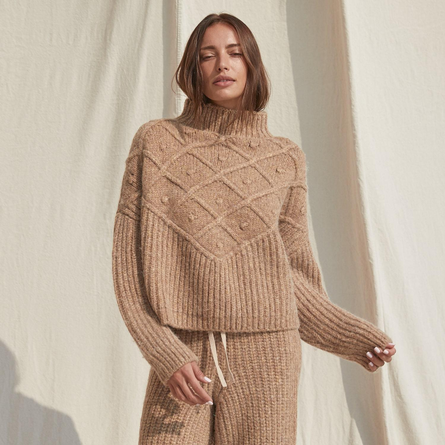 Chunky Wool Pullover
