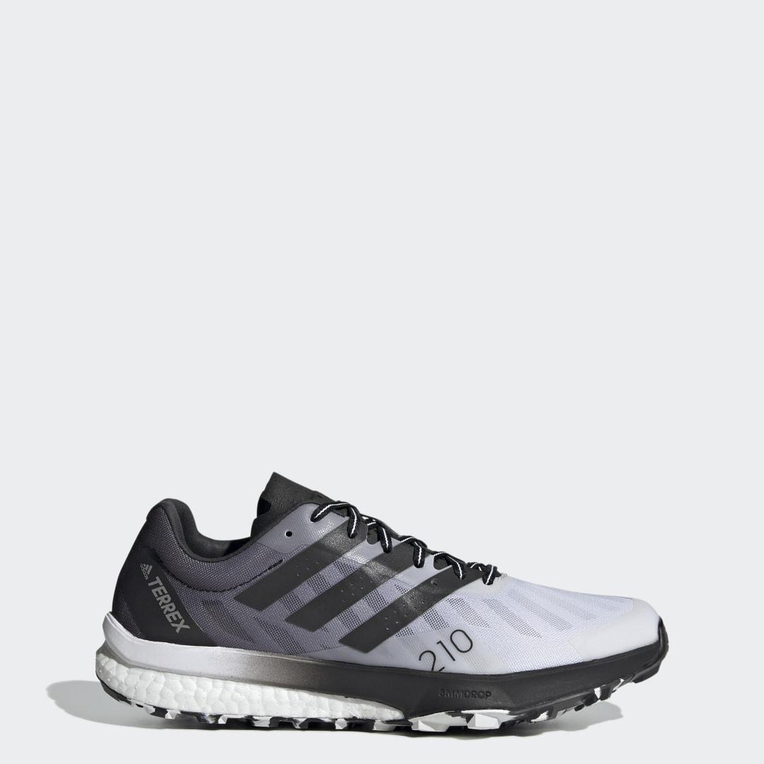 Terrex Speed Ultra Trail Running Shoes White 2