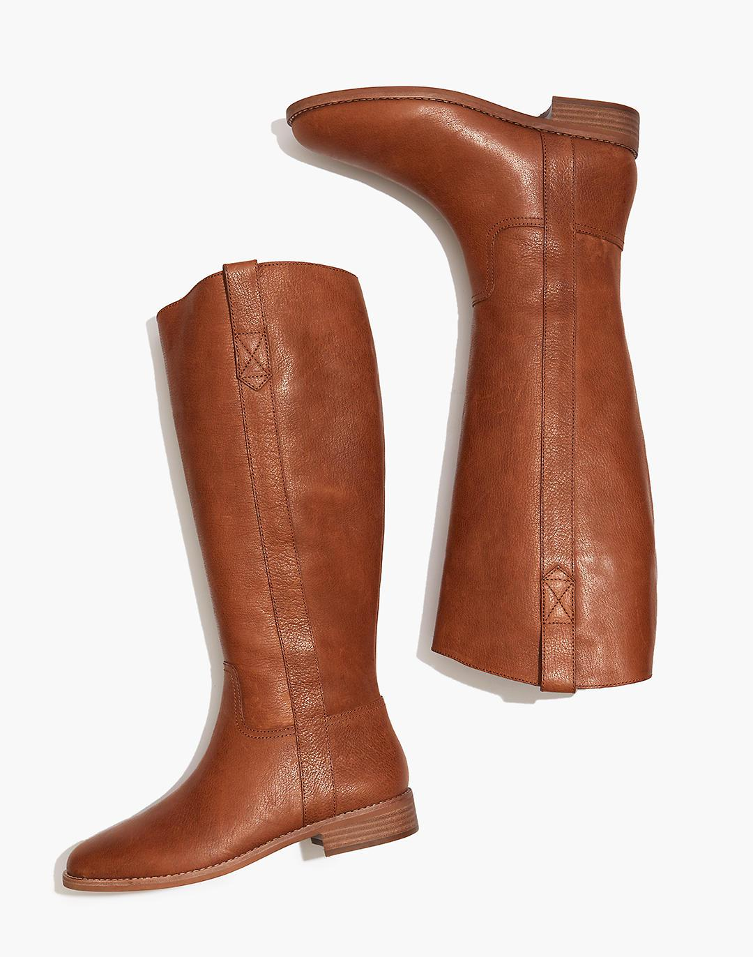 The Winslow Knee-High Boot with Extended Calf