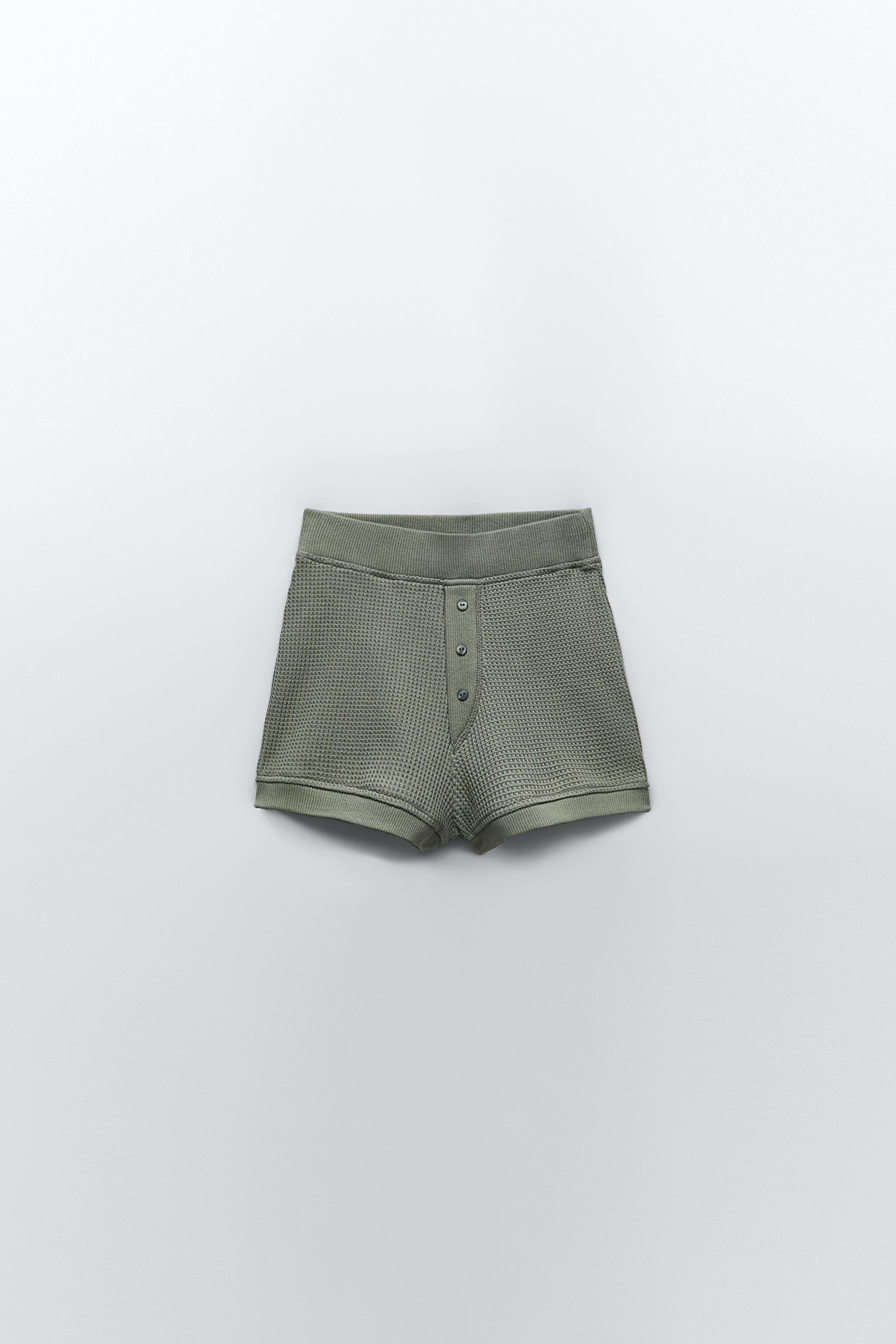 STRUCTURED SHORTS 2