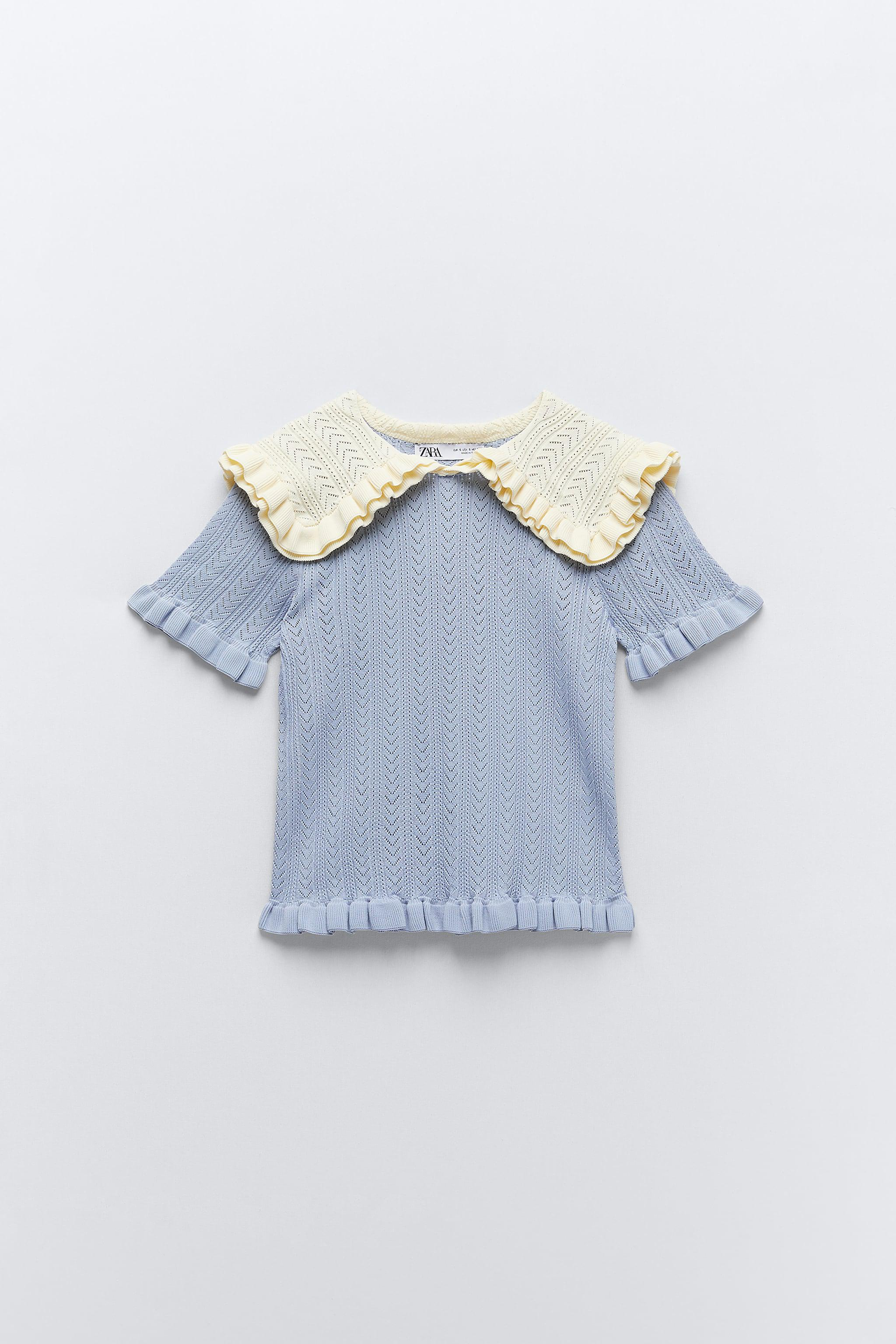 COMBINATION KNIT TOP 6