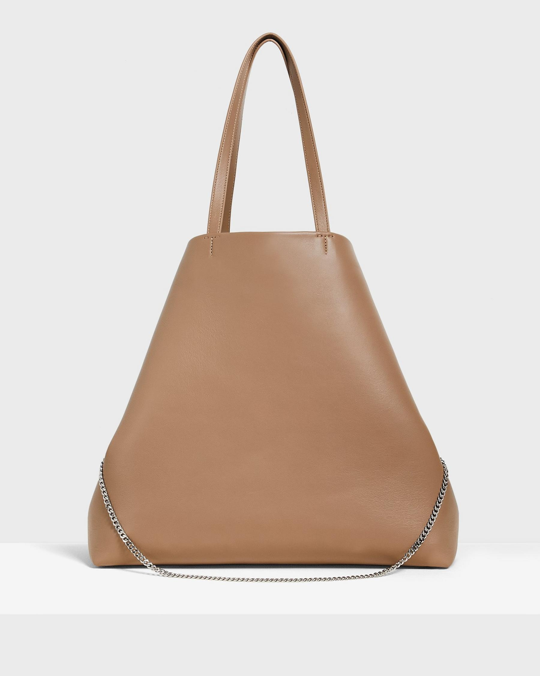 Simple Tote in Leather 1