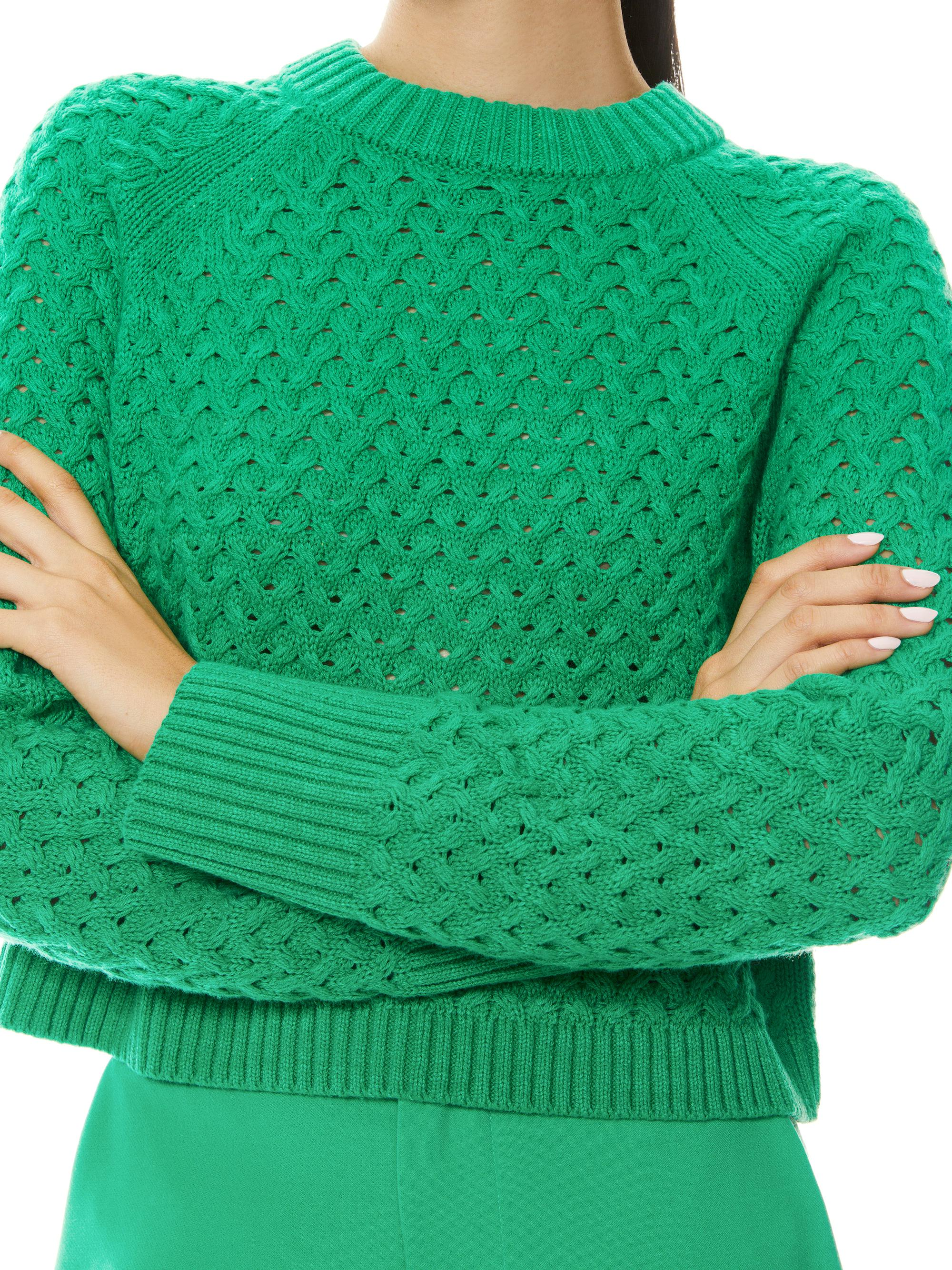 LETA CROPPED PULLOVER 4