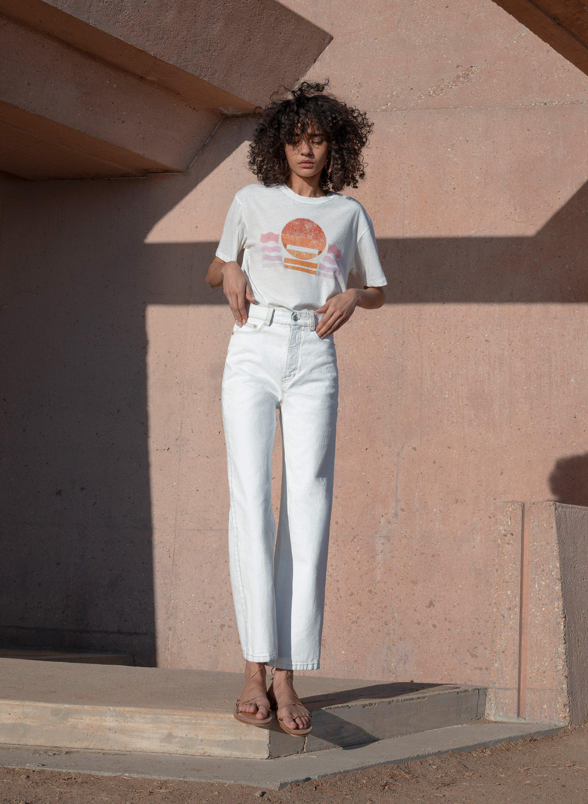 Cropped Ethan Pant