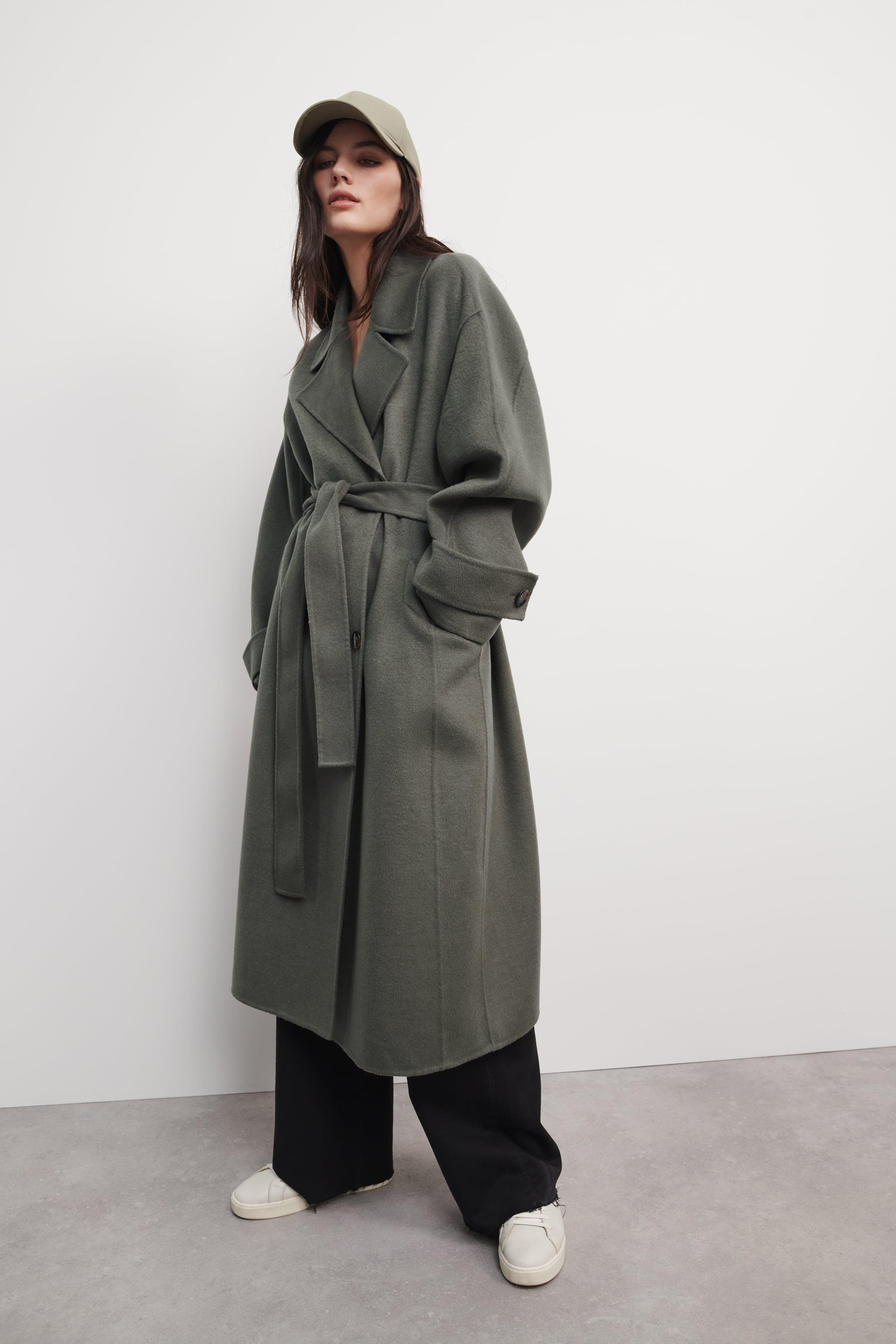 BELTED COAT LIMITED EDITION