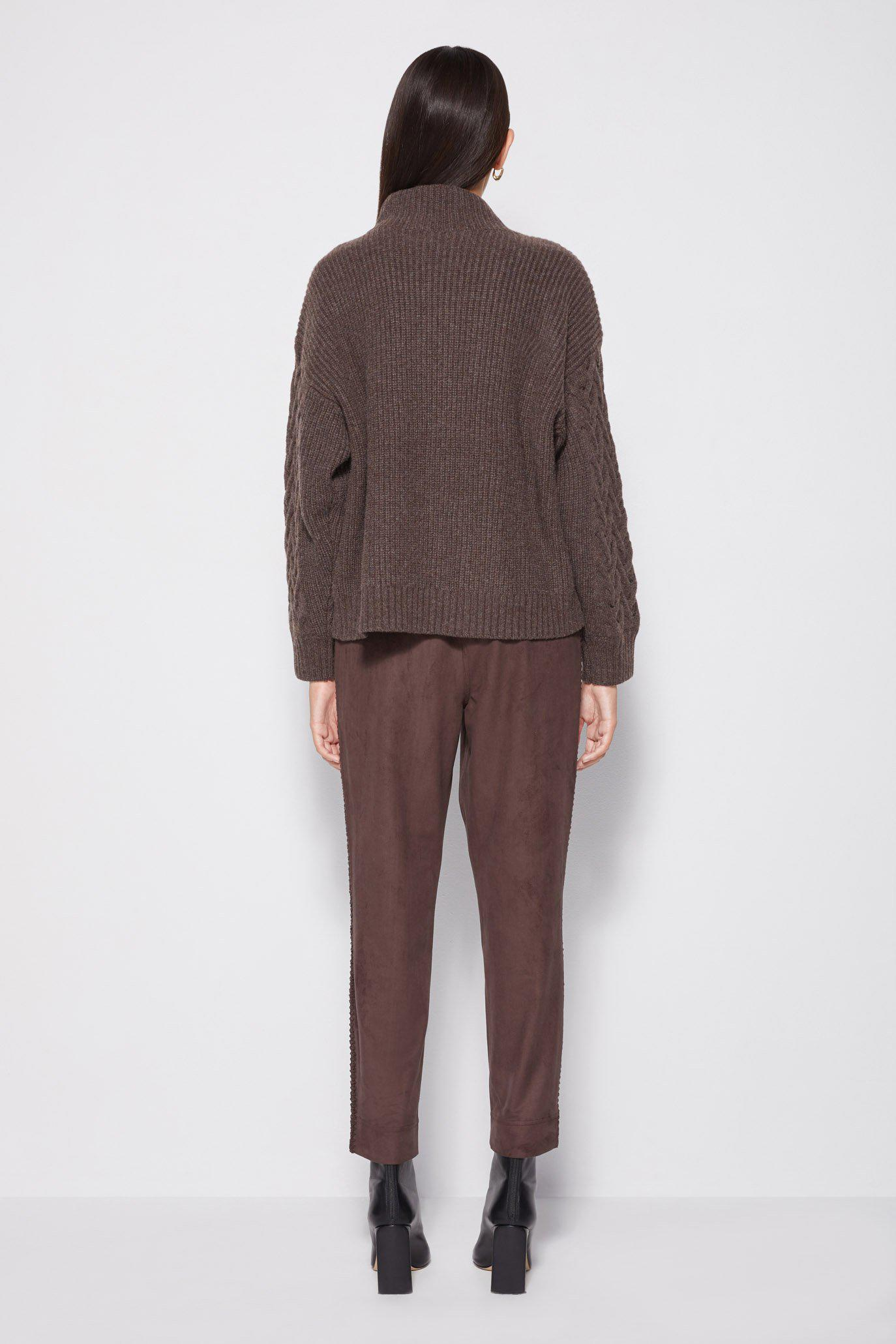 Brynlee Cable Pullover 5