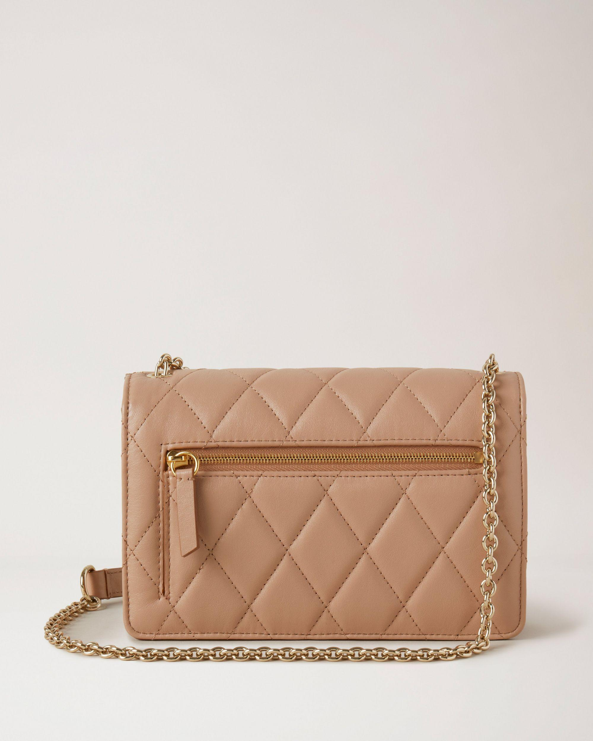 Small Darley with Leather & Chain Strap 1