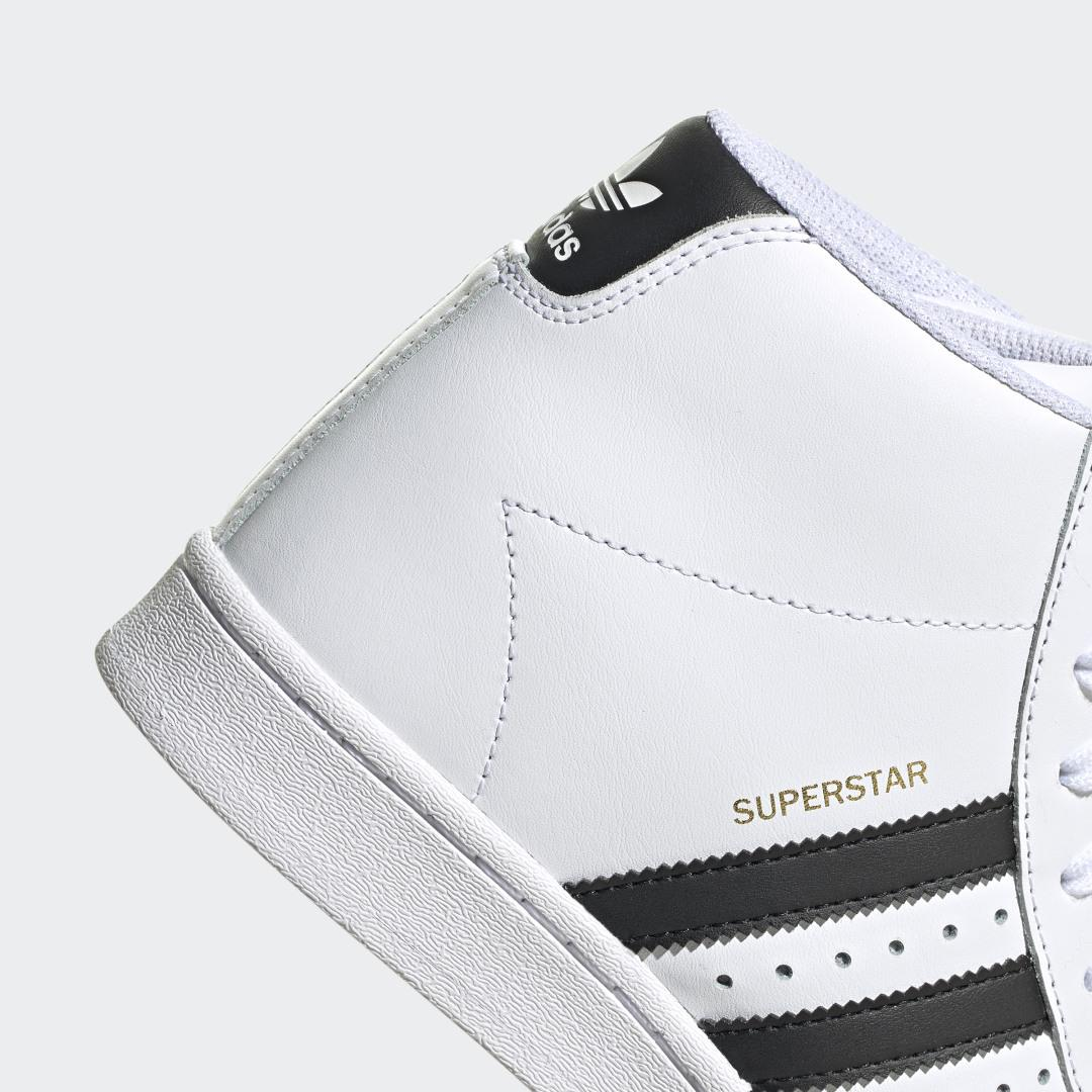 Superstar Up Shoes White 4