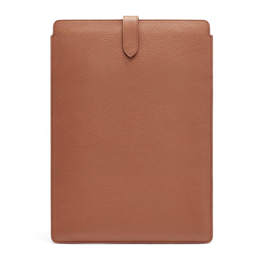 inch in Caramel   Pebbled Leather by Cuyana