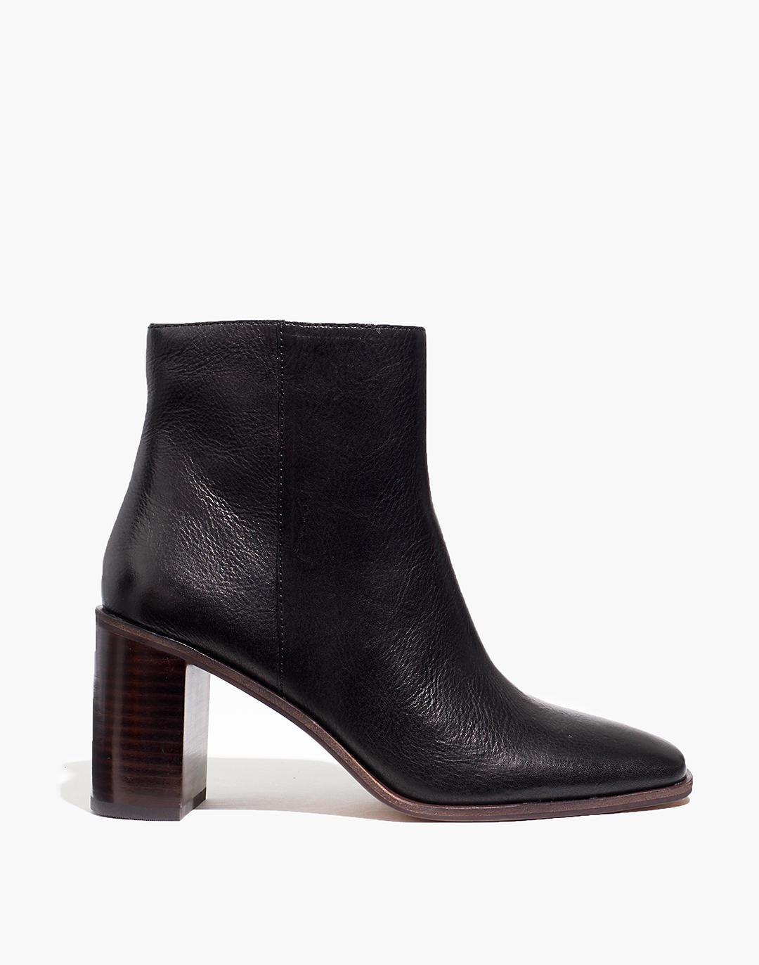 The Greer Boot in Leather 1