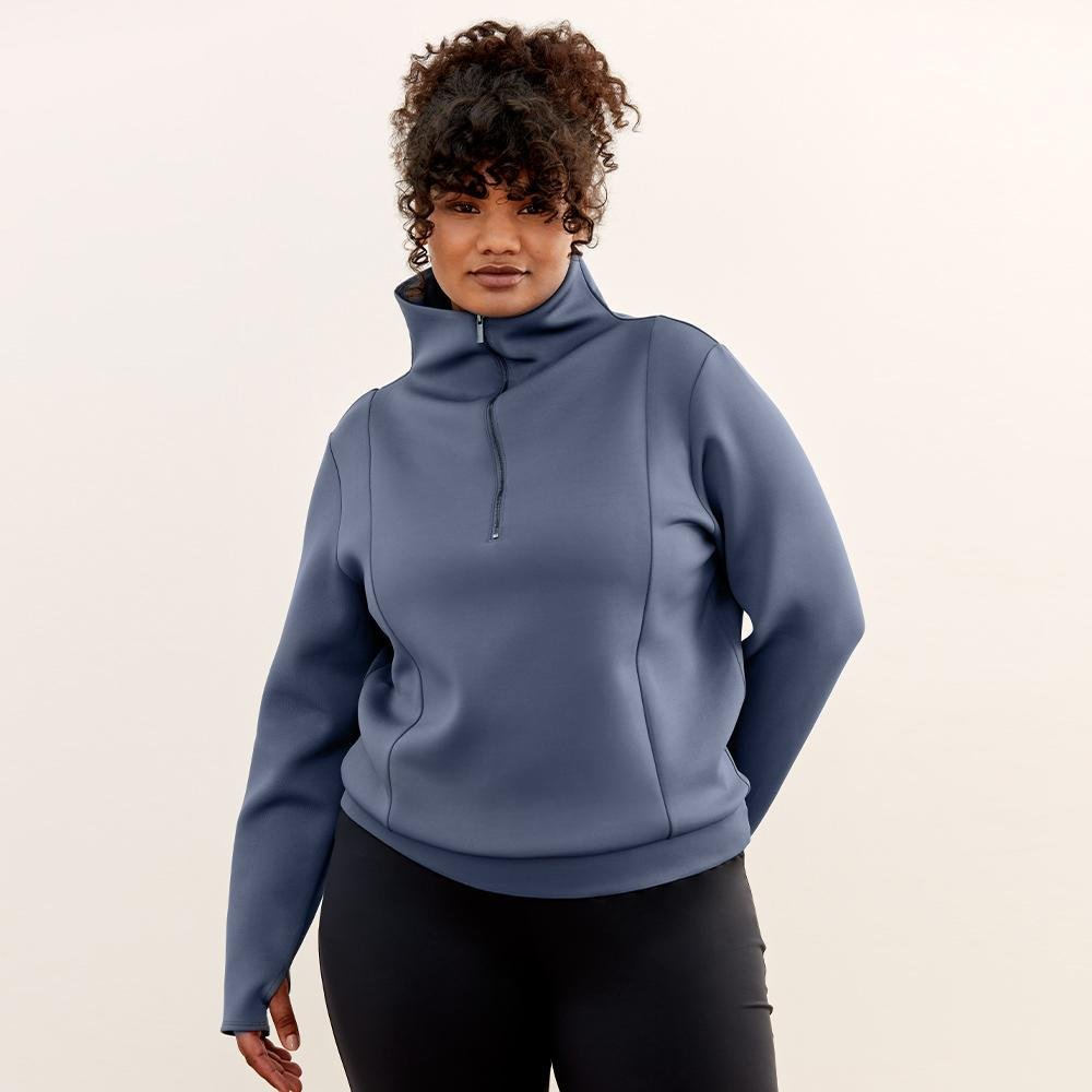 Home Stretch Pullover