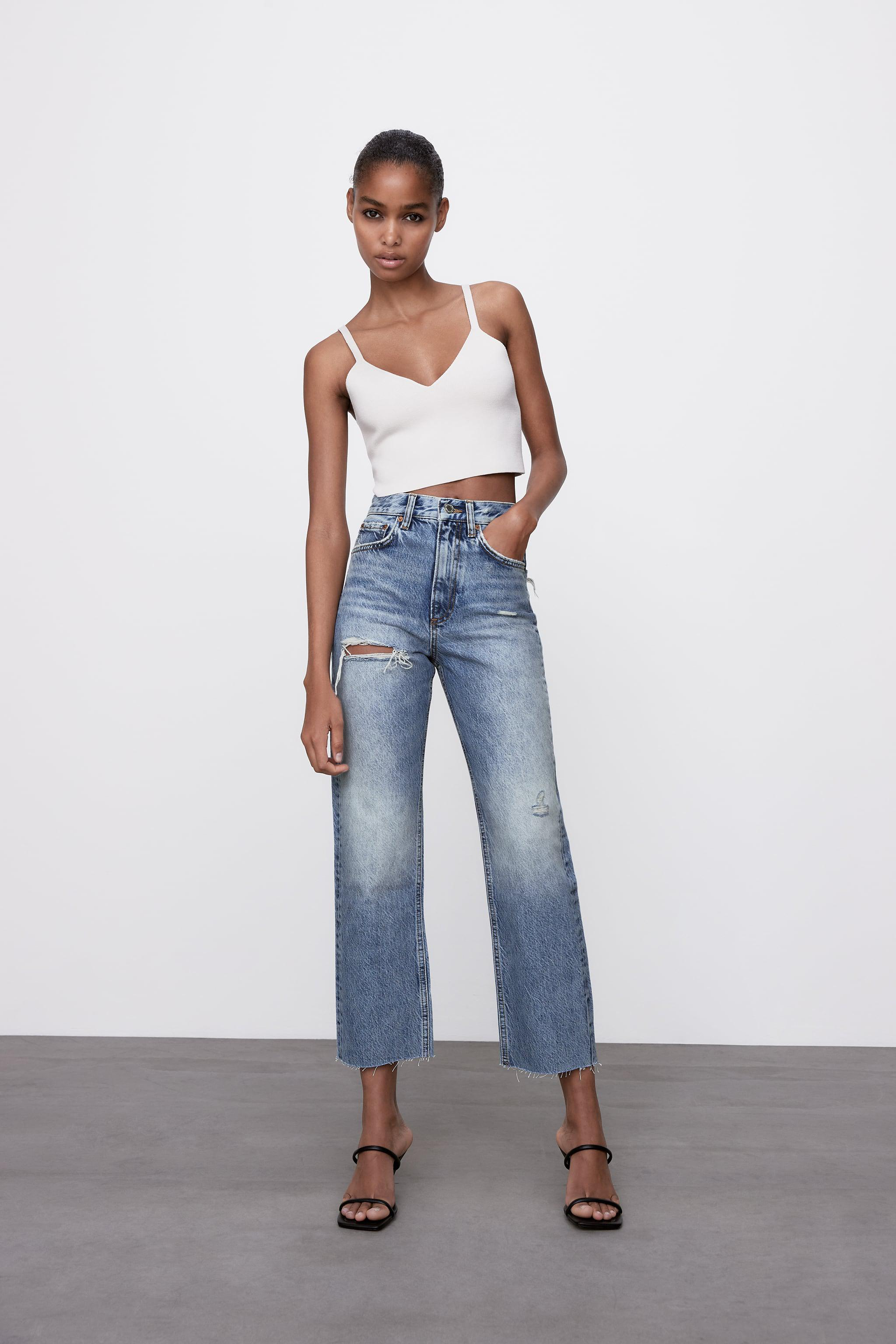 ZW THE PEPPER MOM JEANS