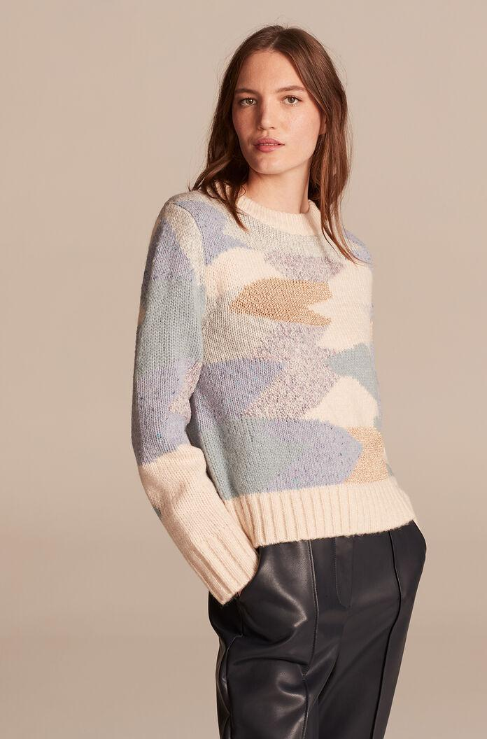 FLUFFY AIRE PULLOVER 3