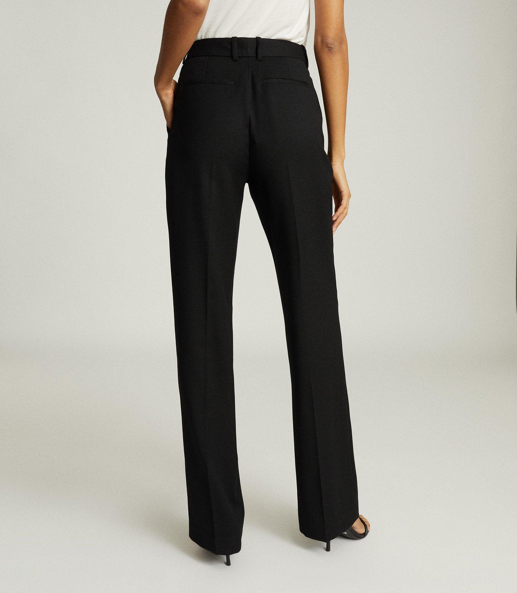 HAYES - WIDE LEG TAILORED PANTS 3