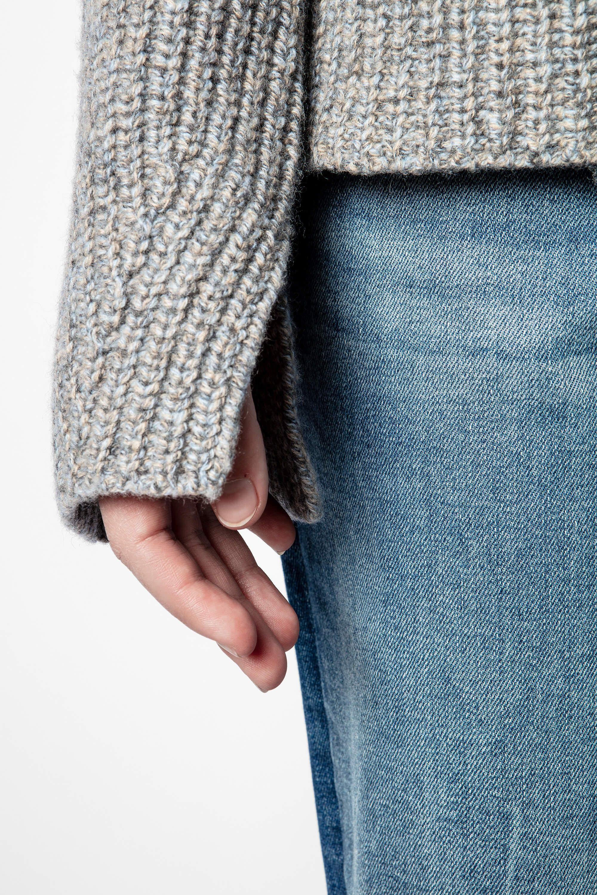 Dilly Recycled Cardigan 4