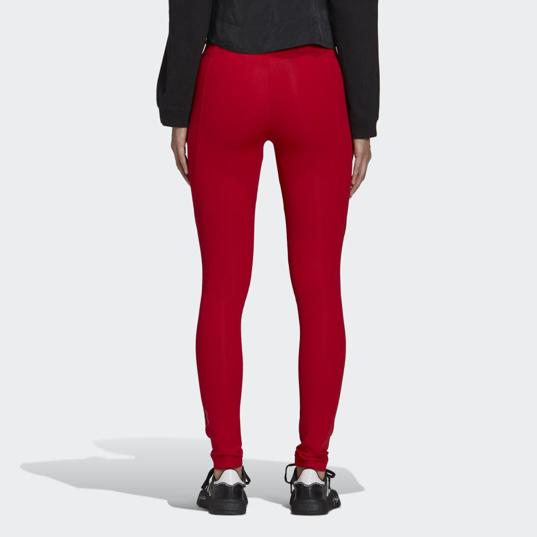 Y-3 Classic Tights Red