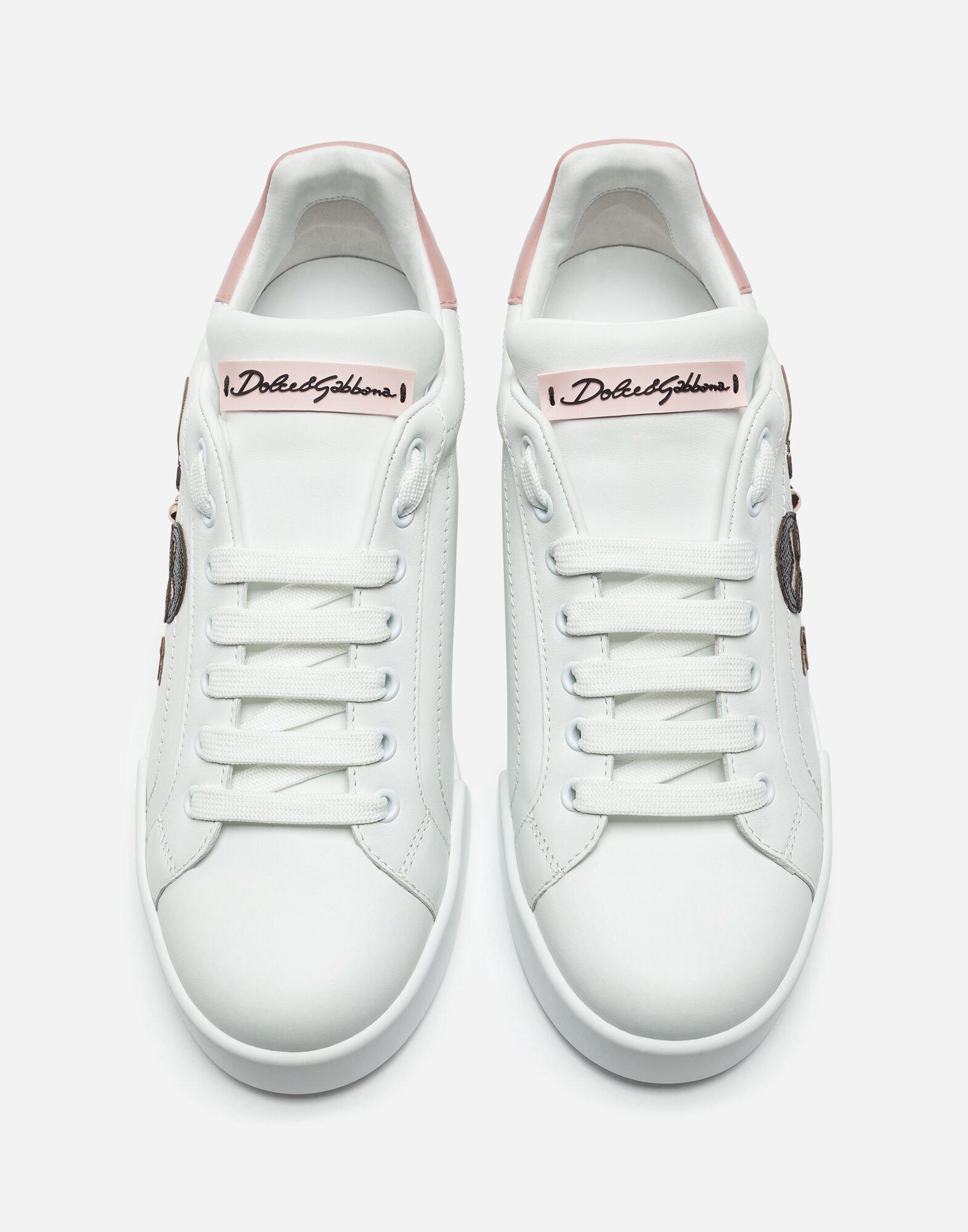 Portofino sneakers with patch 3