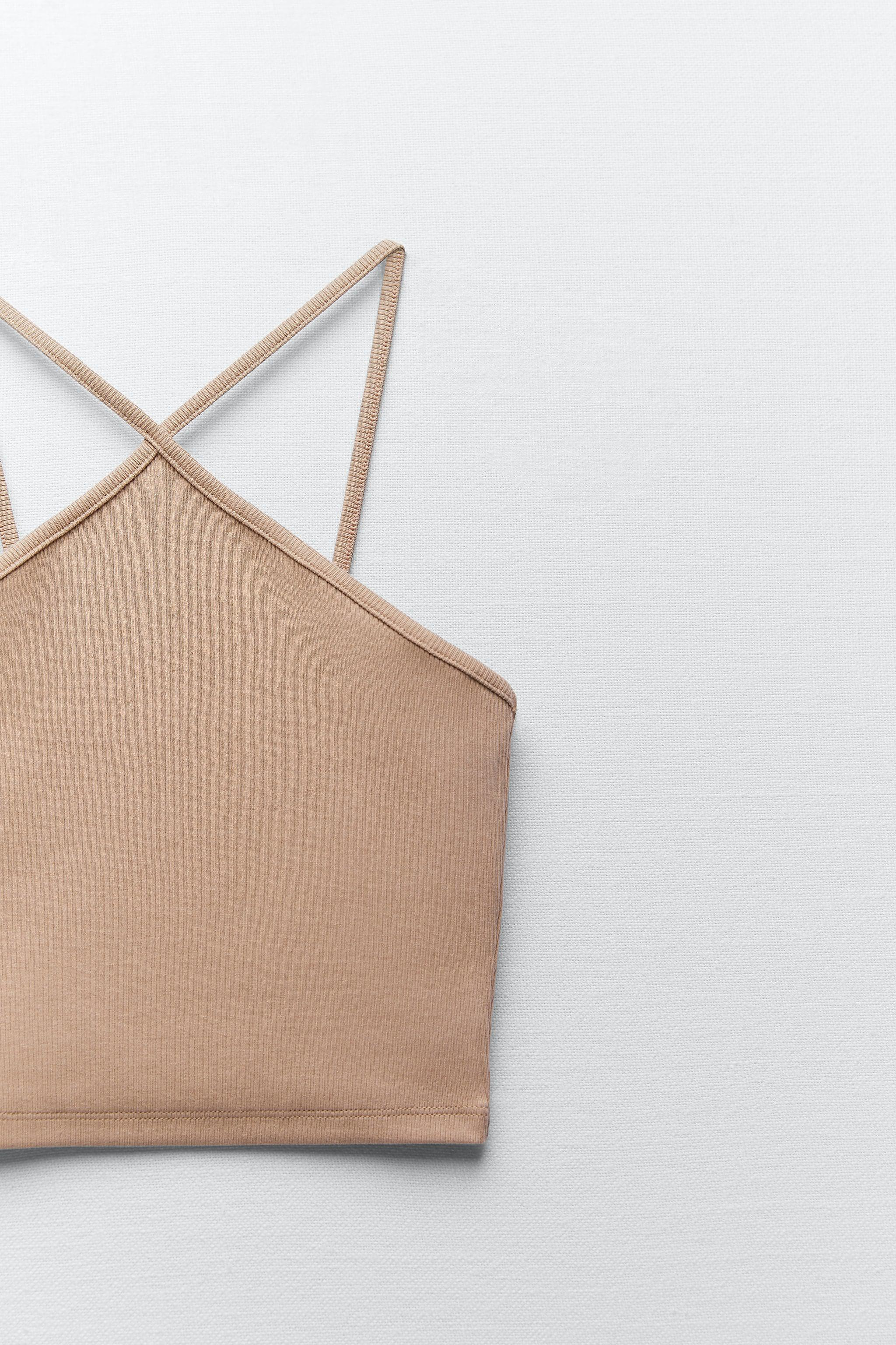 RIBBED CROPPED TOP 5