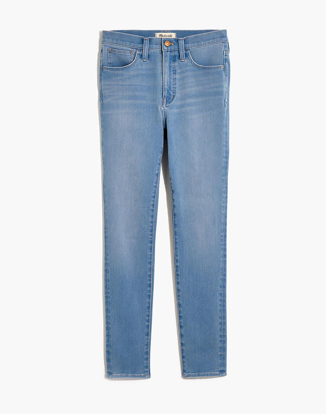 """Tall 10"""" High-Rise Roadtripper Supersoft Jeggings in Mcleod Wash 4"""