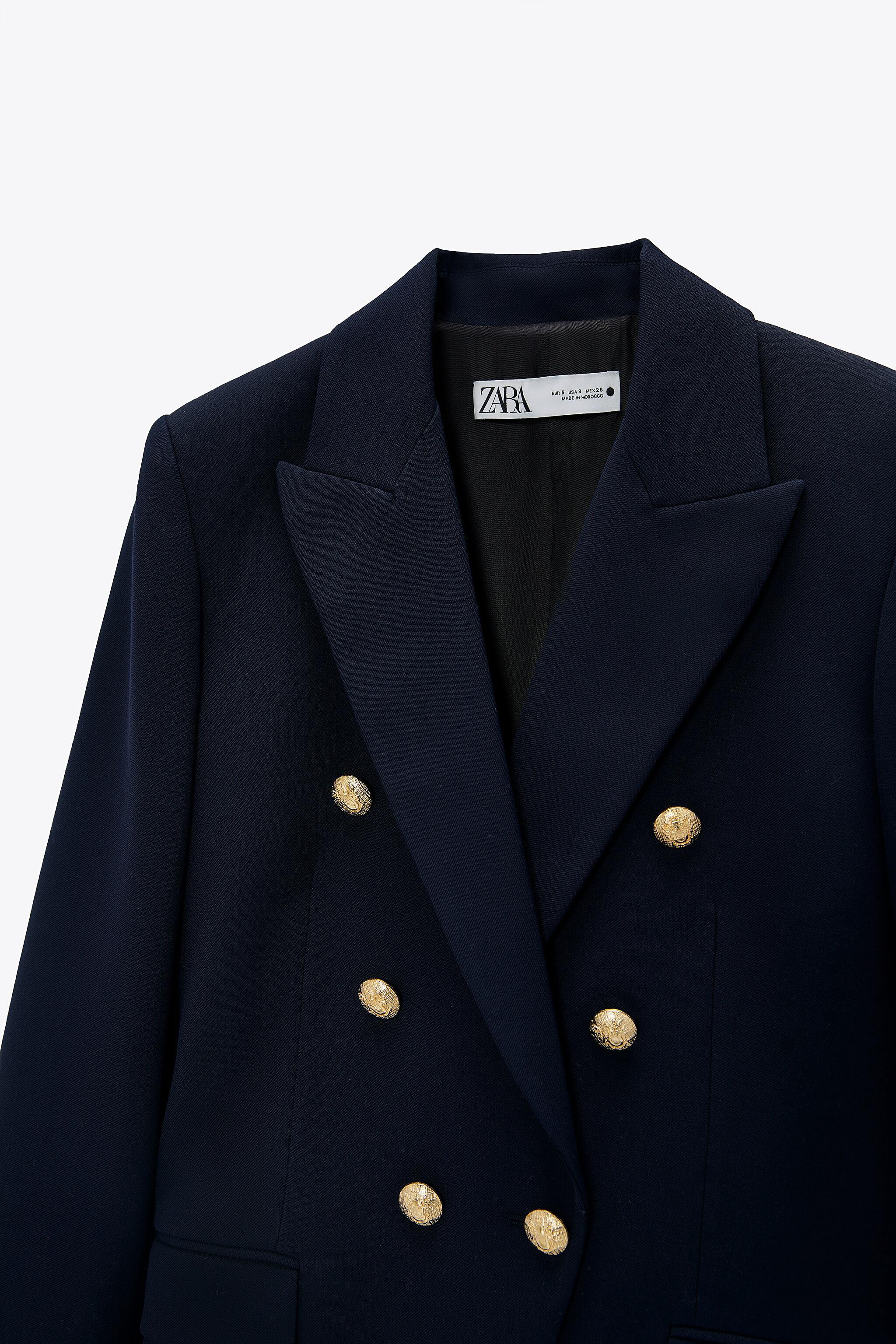 TAILORED BLAZER WITH BUTTONS 9
