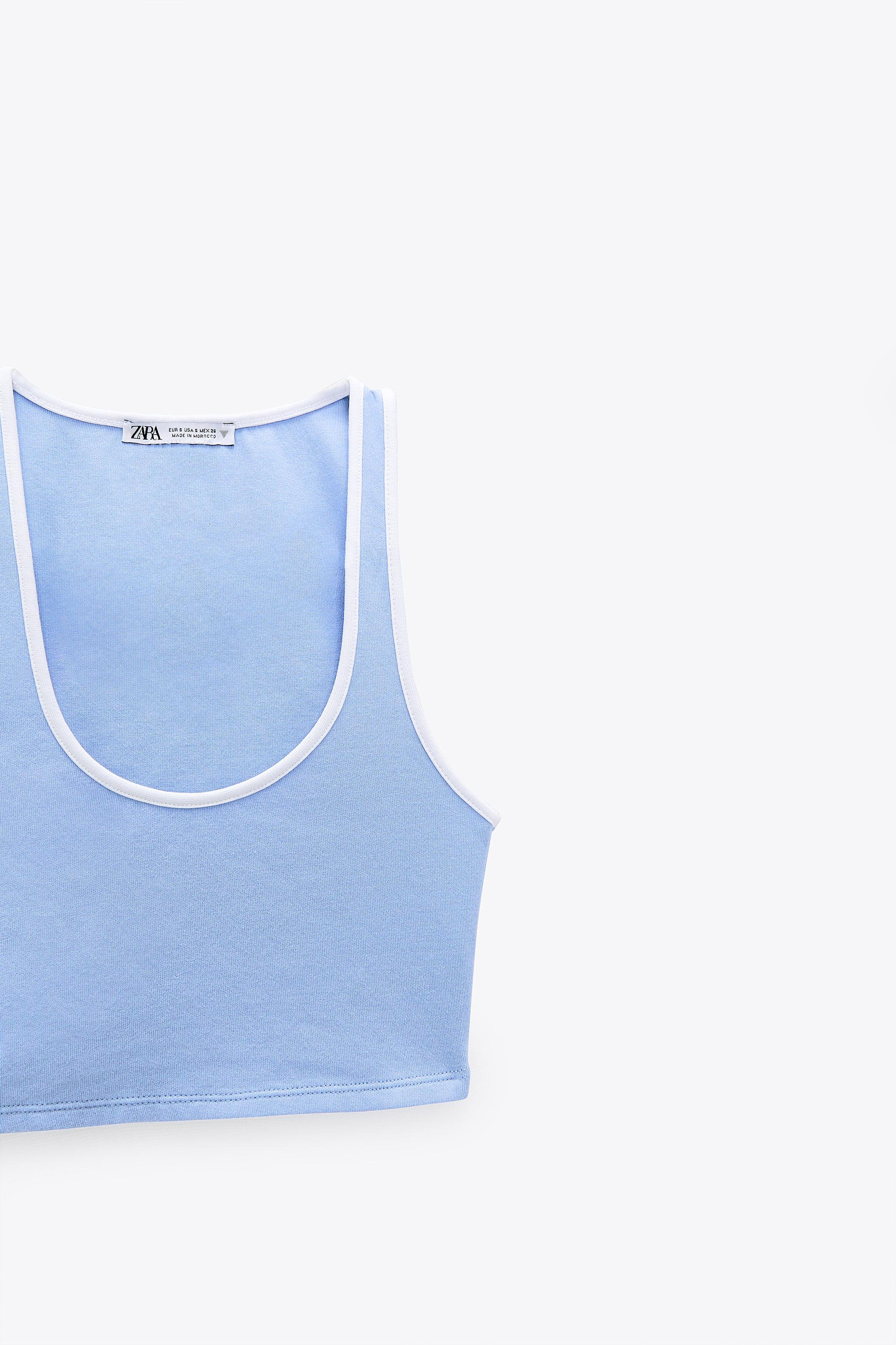 PIPED CROP TOP 5