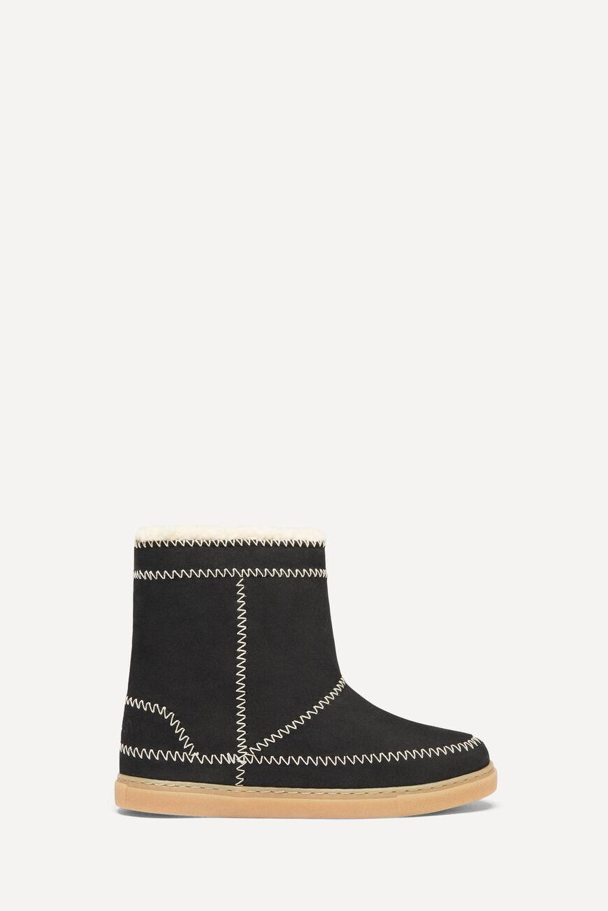 chambery.LINED ANKLE BOOTS