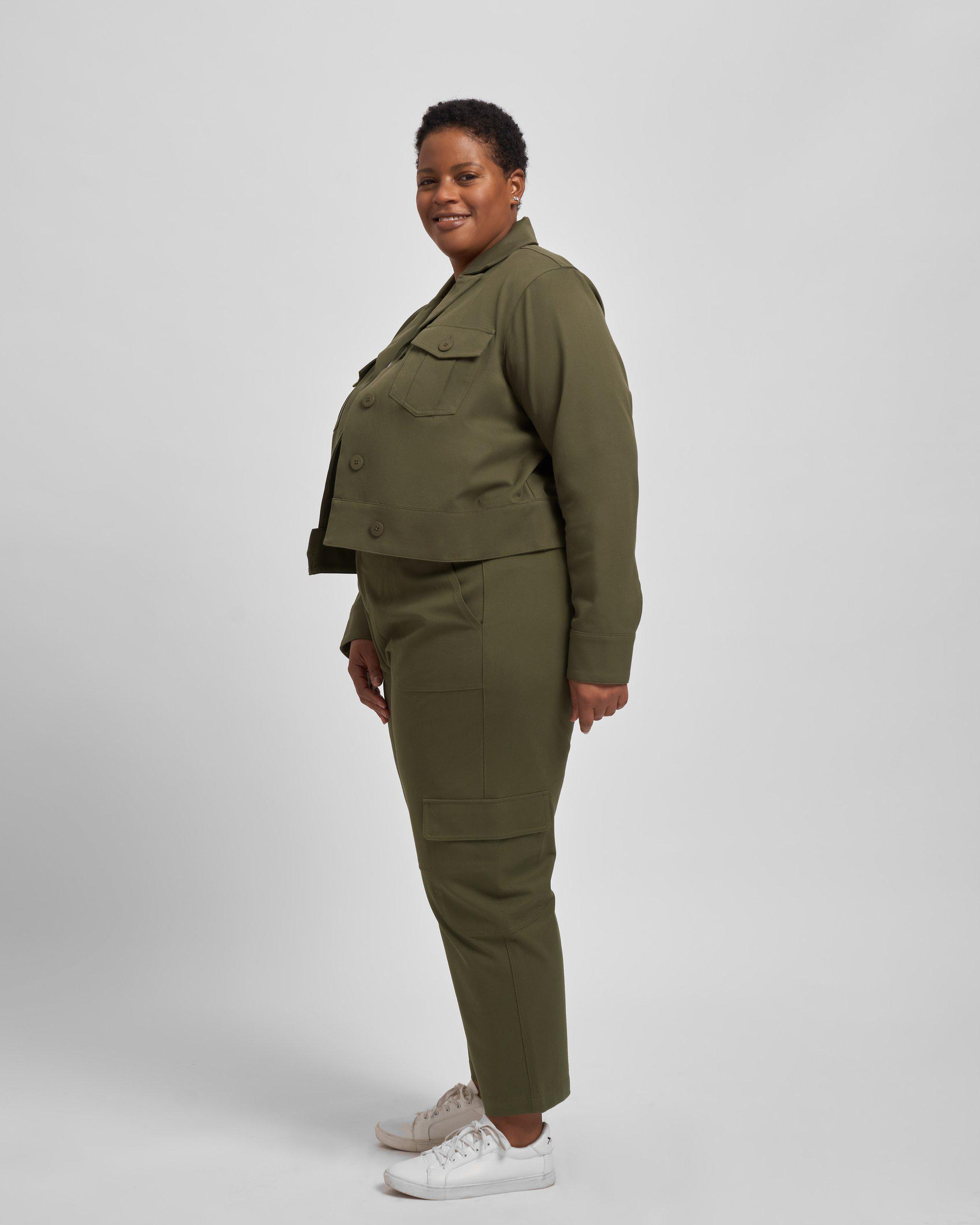 Chelsea Stretch Cotton Twill Jacket 6
