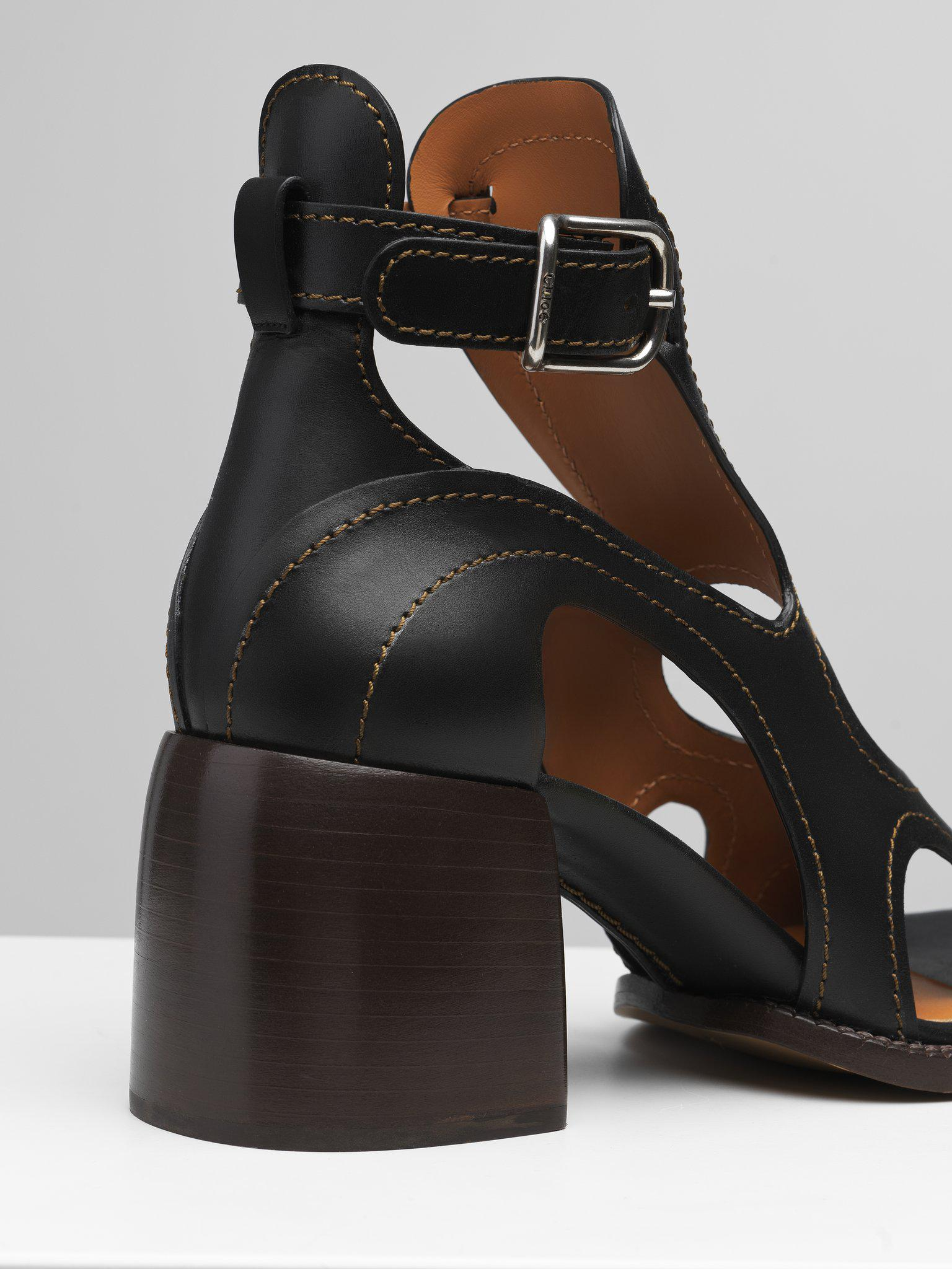 GAILE CUT-OUT BOOT 1
