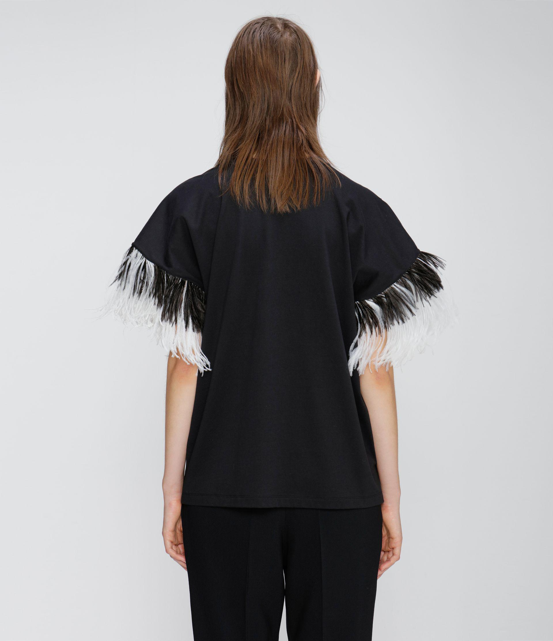 feather t-shirt 2