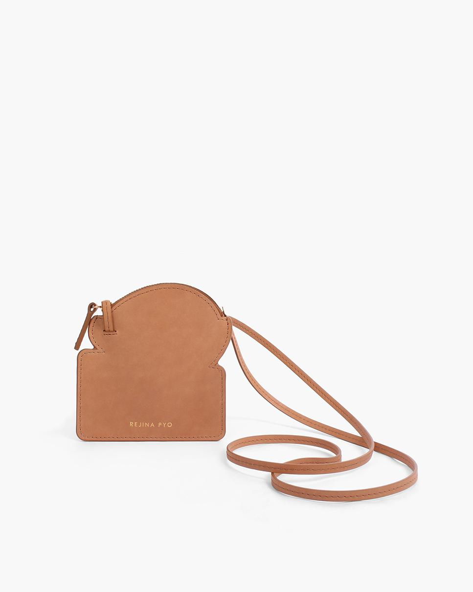 Toastie Pouch Leather Brown
