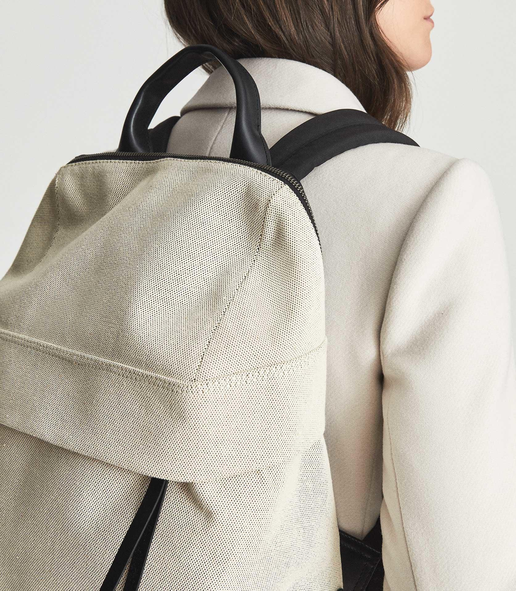 ALBION - CANVAS BACKPACK 7