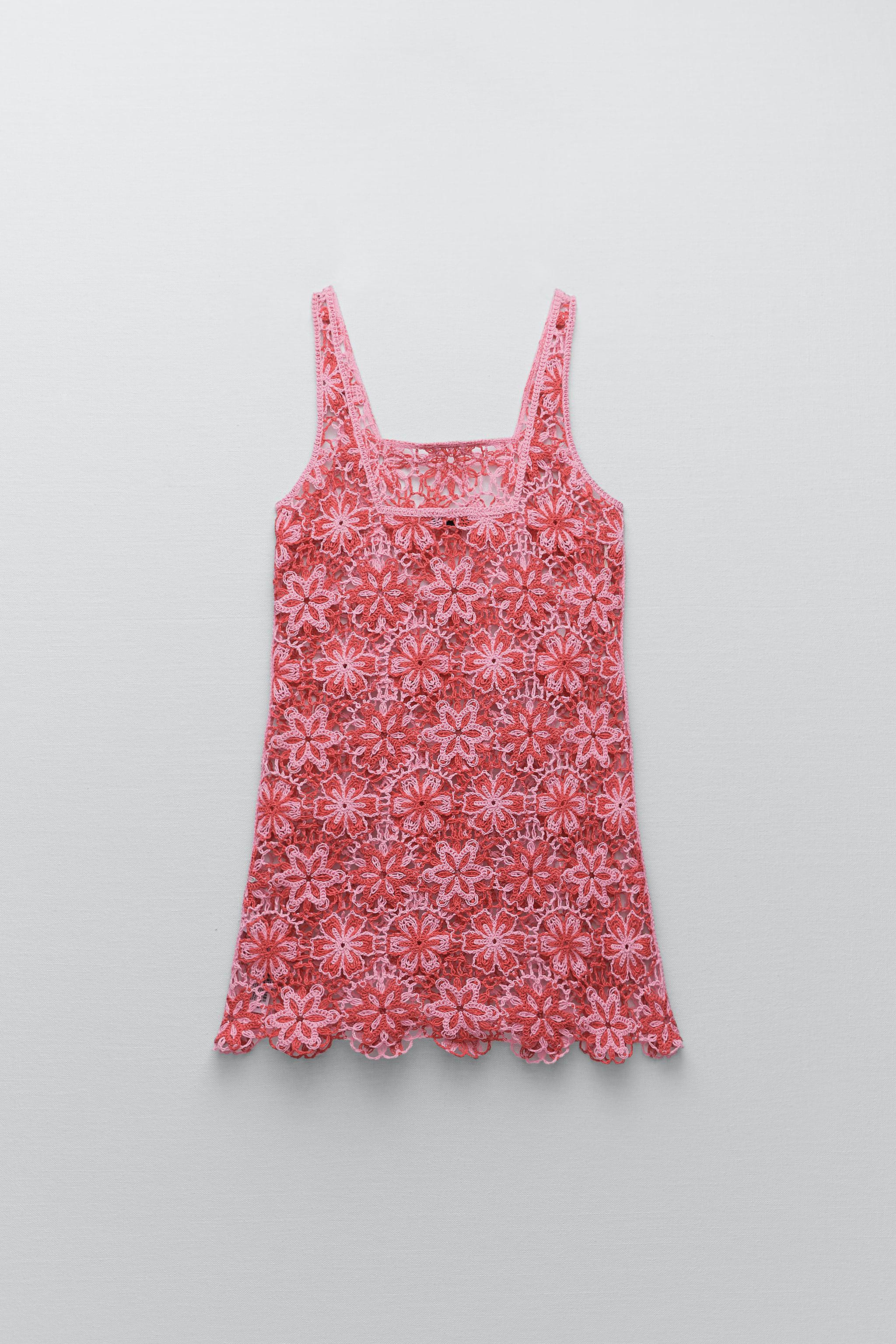CROCHET FLORAL DRESS SPECIAL EDITION 2