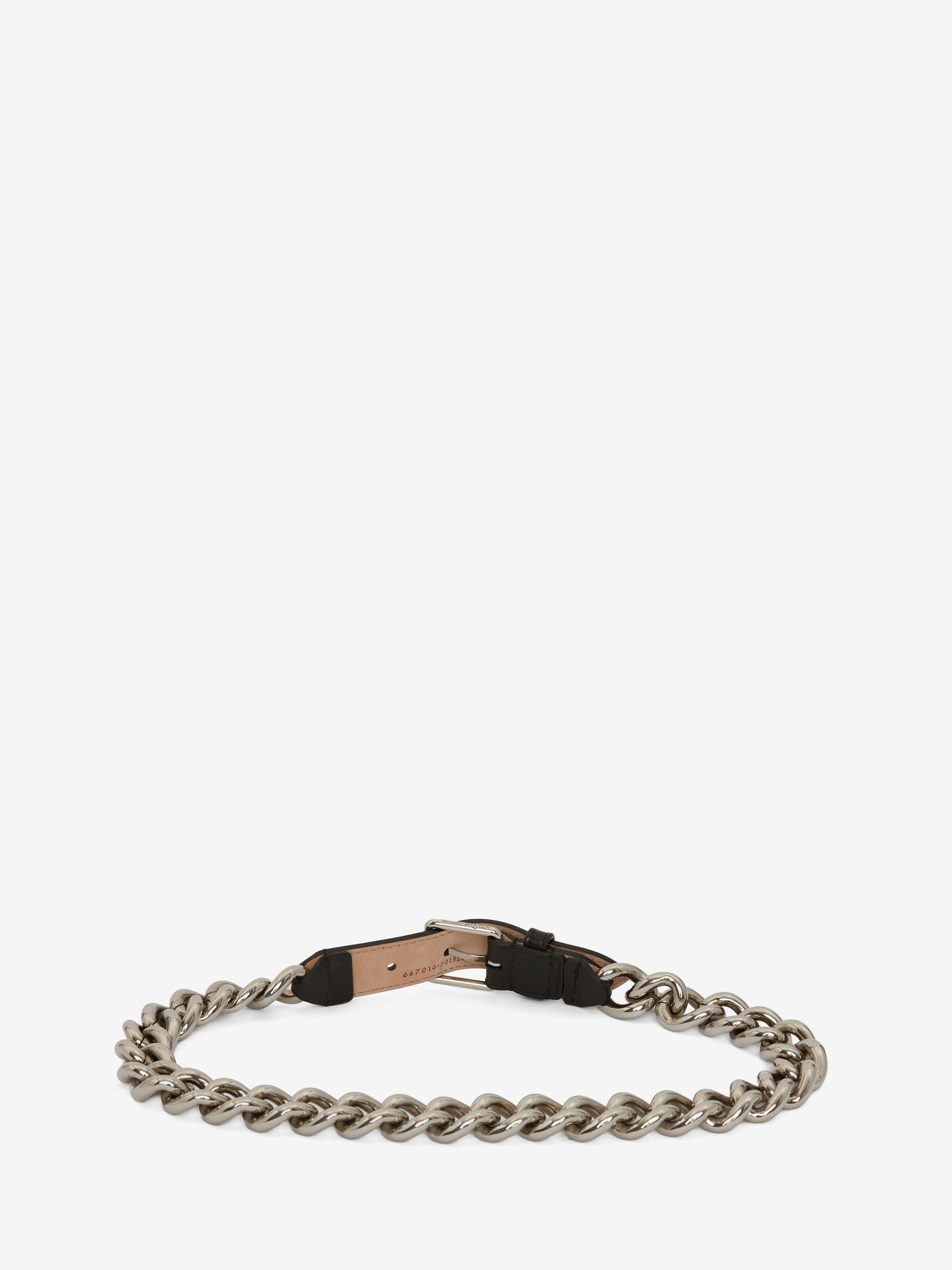 Single Belt with Chain 1
