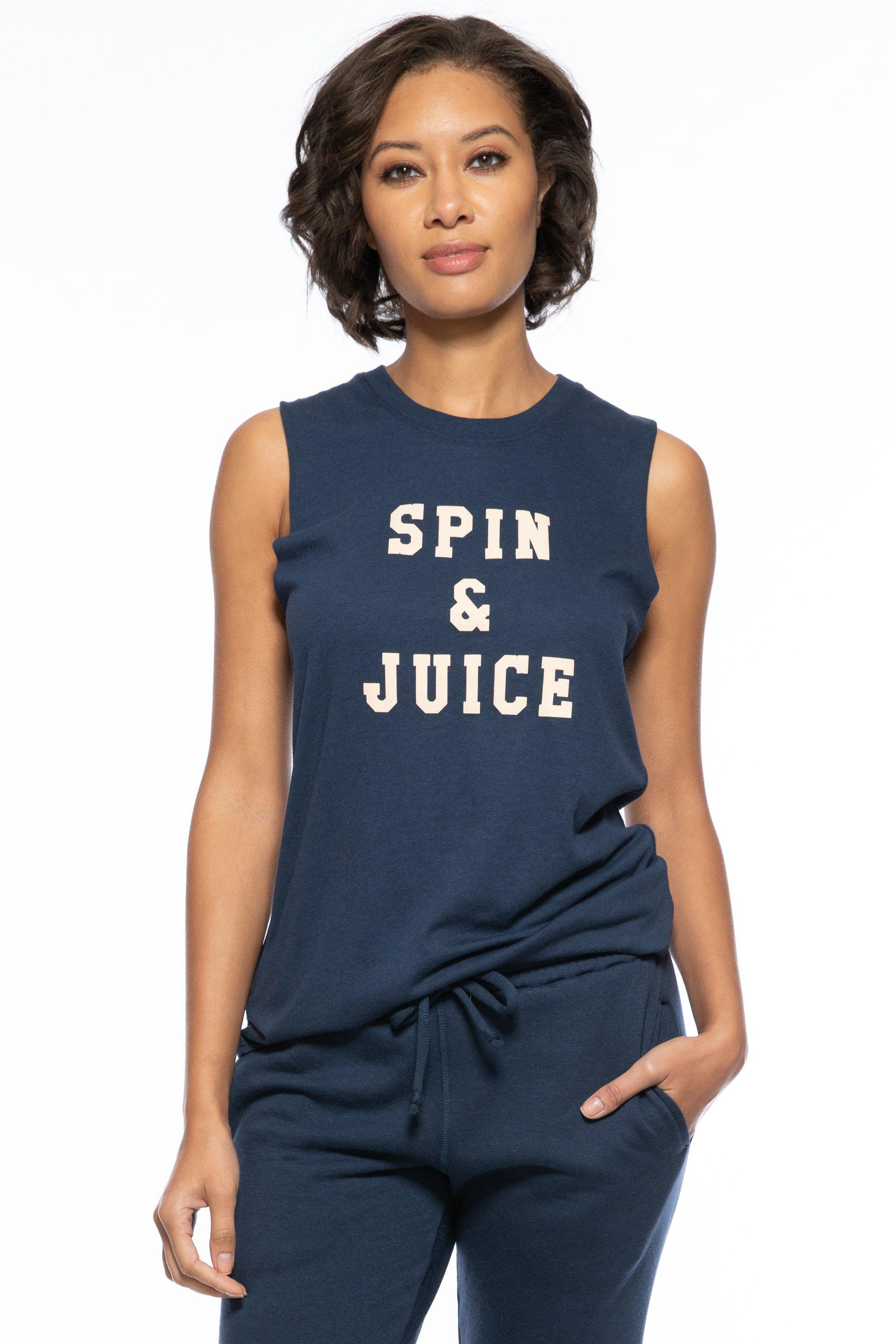 SPIN AND JUICE MUSCLE