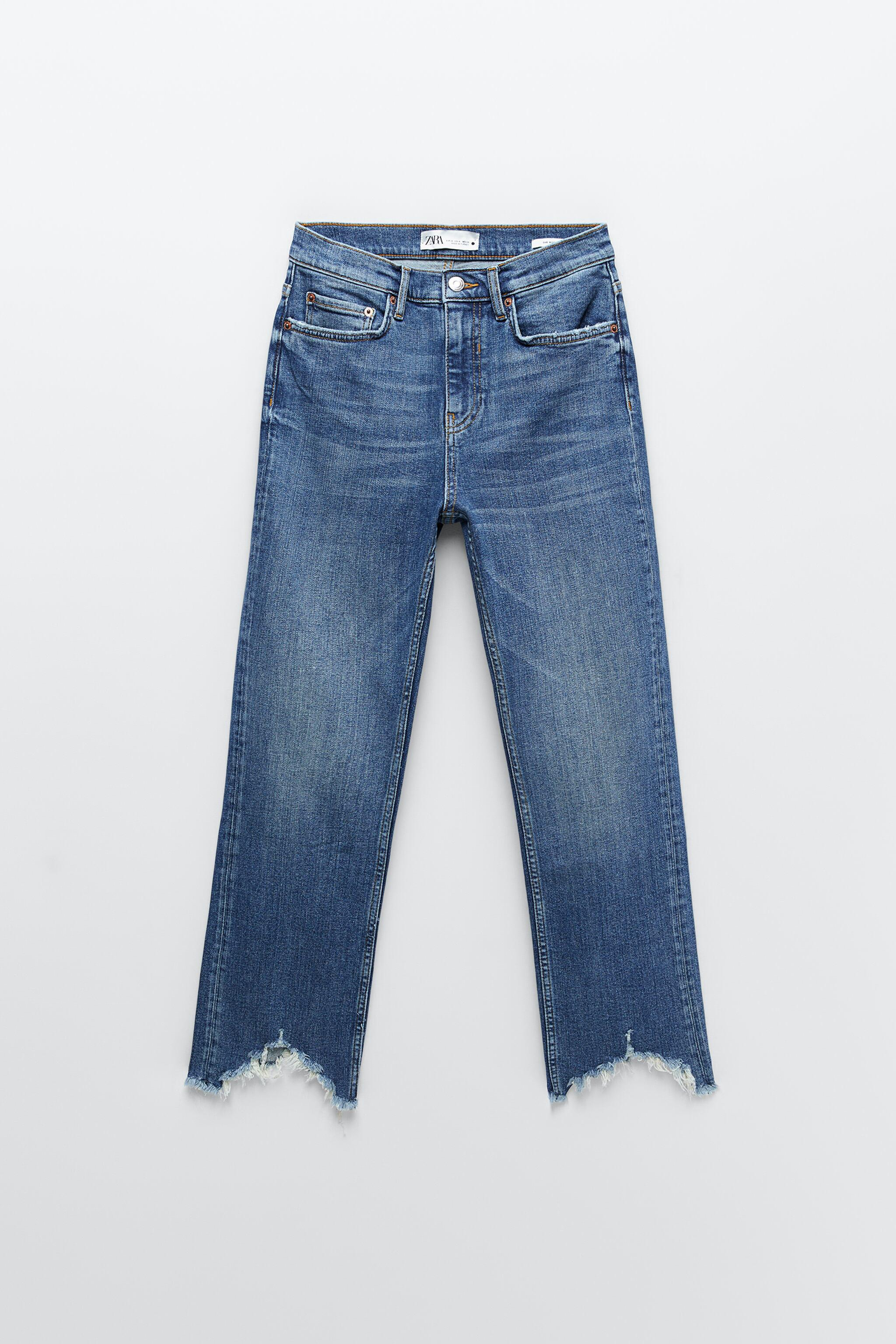 ZW THE BOOTCUT CROPPED JEANS 5