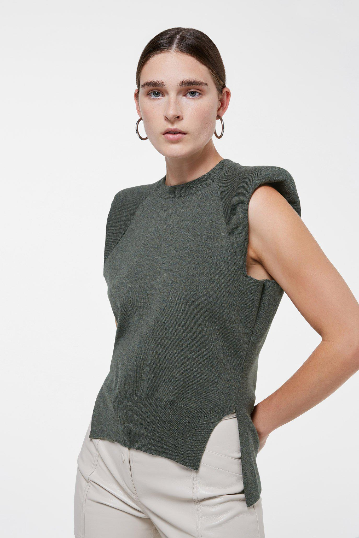Collins Recycled Knit Tank