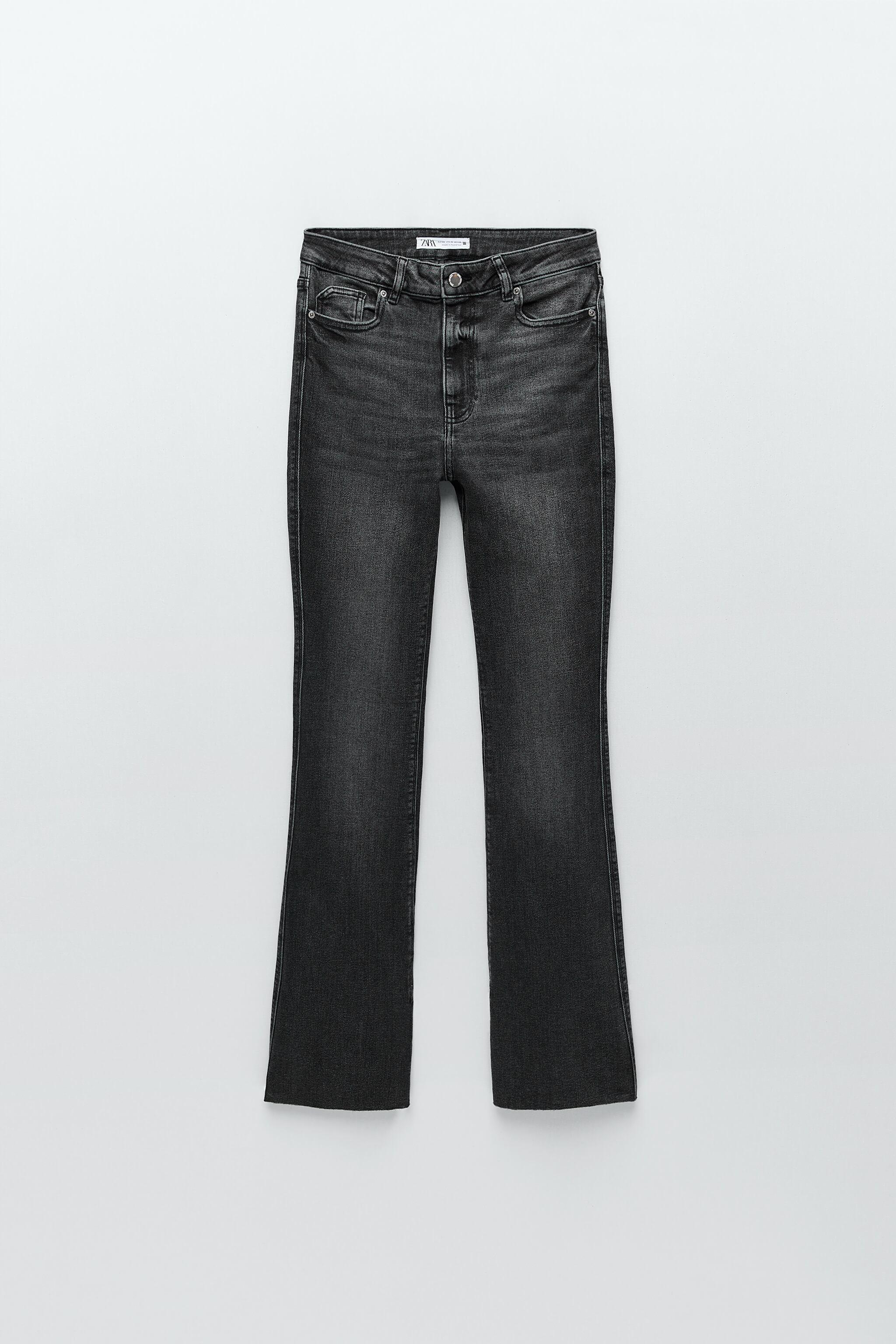 FLARED HIGH RISE Z1975 SKINNY JEANS 2