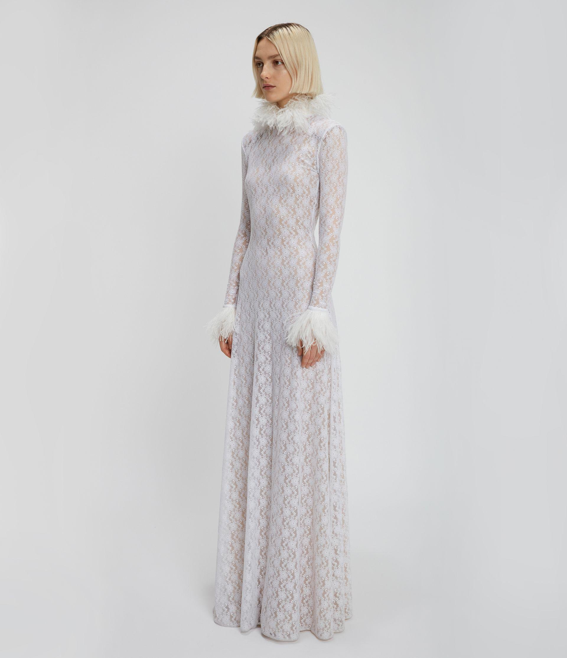 Christopher Kane Bridal: Lace Gown 1