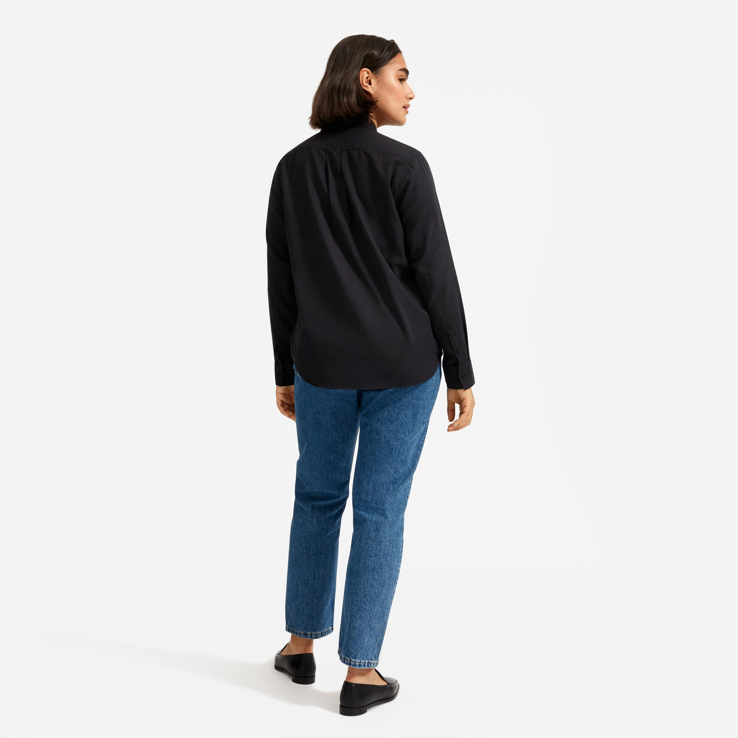 The Double-Gauze Relaxed Shirt 3