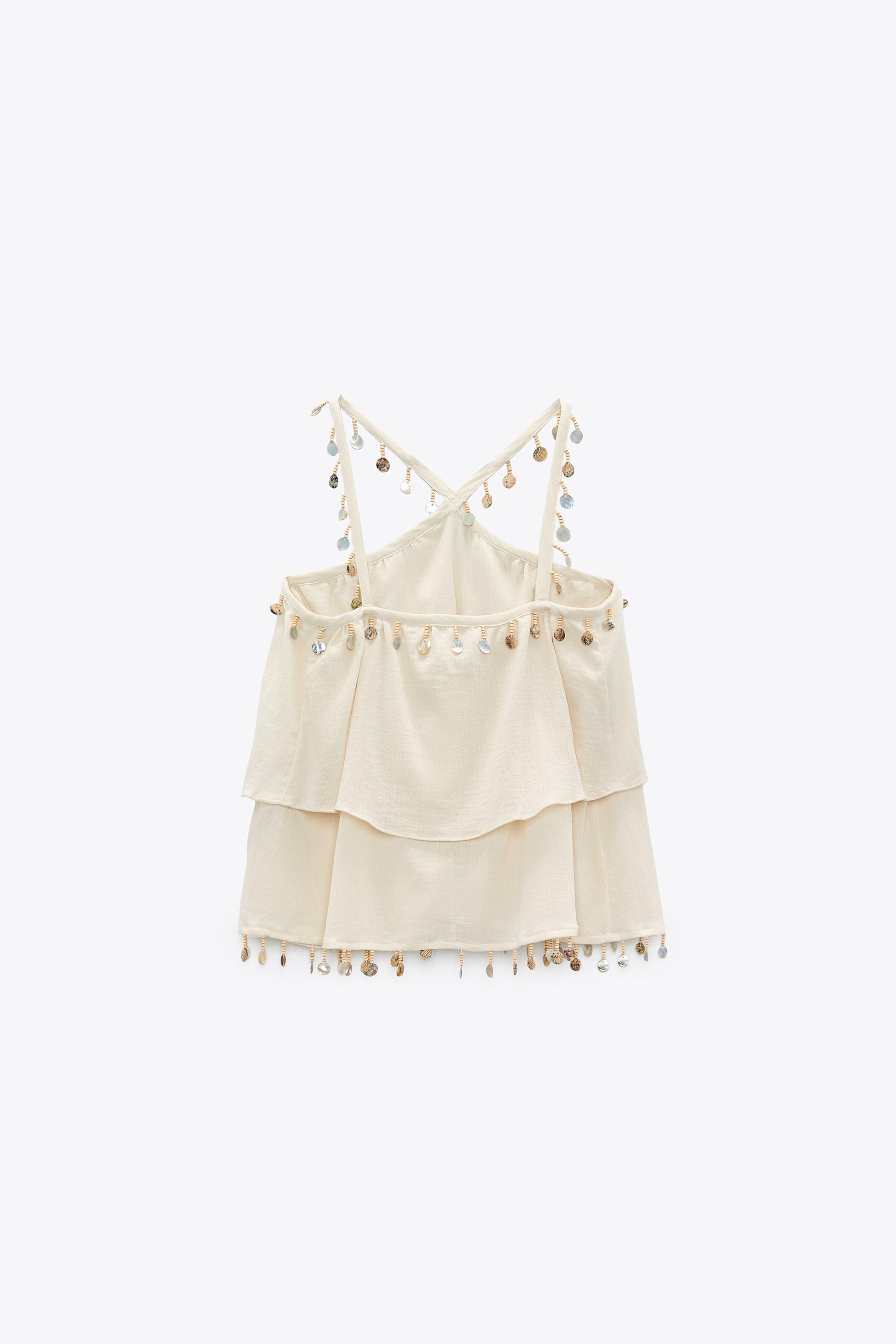 CAMISOLE WITH SHELLS 2
