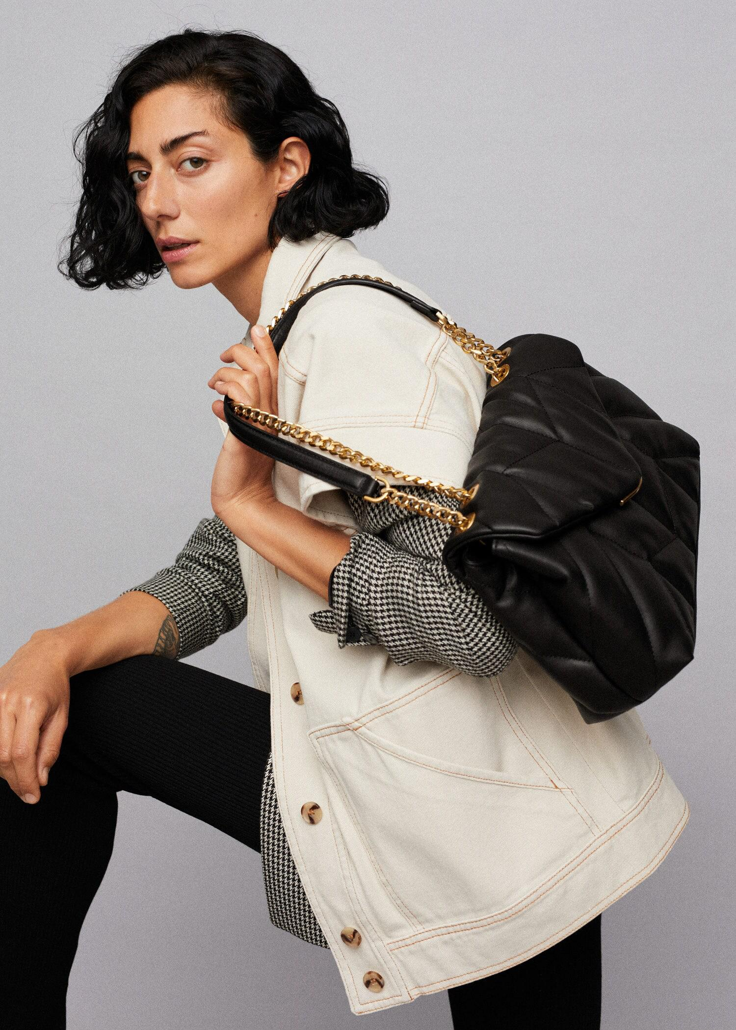 Quilted chain bag 4